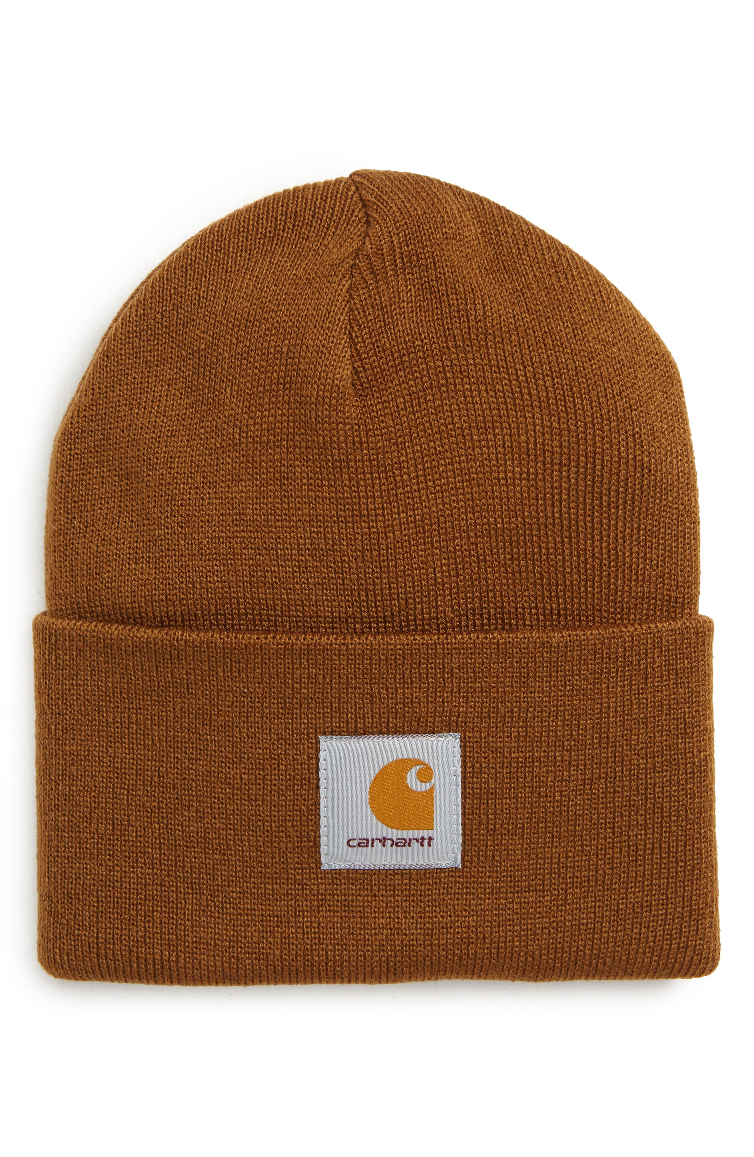 Watch Hat, Main, color, HAMILTON BROWN