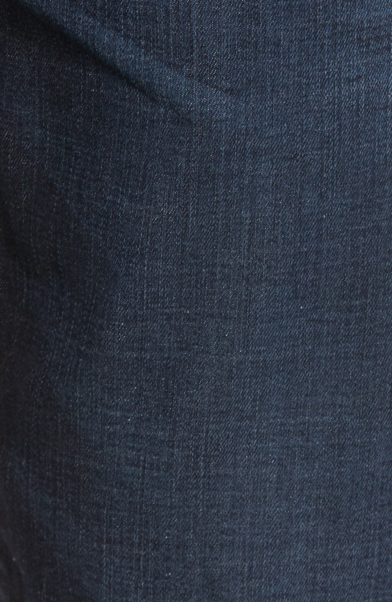 Brixton Slim Straight Leg Jeans,                             Alternate thumbnail 5, color,                             400