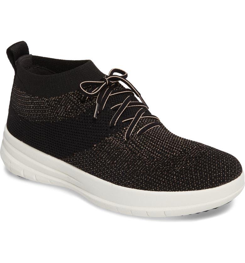 408d5c7844b2 FitFlop Uberknit™ Slip-On High-Top Sneaker (Women)