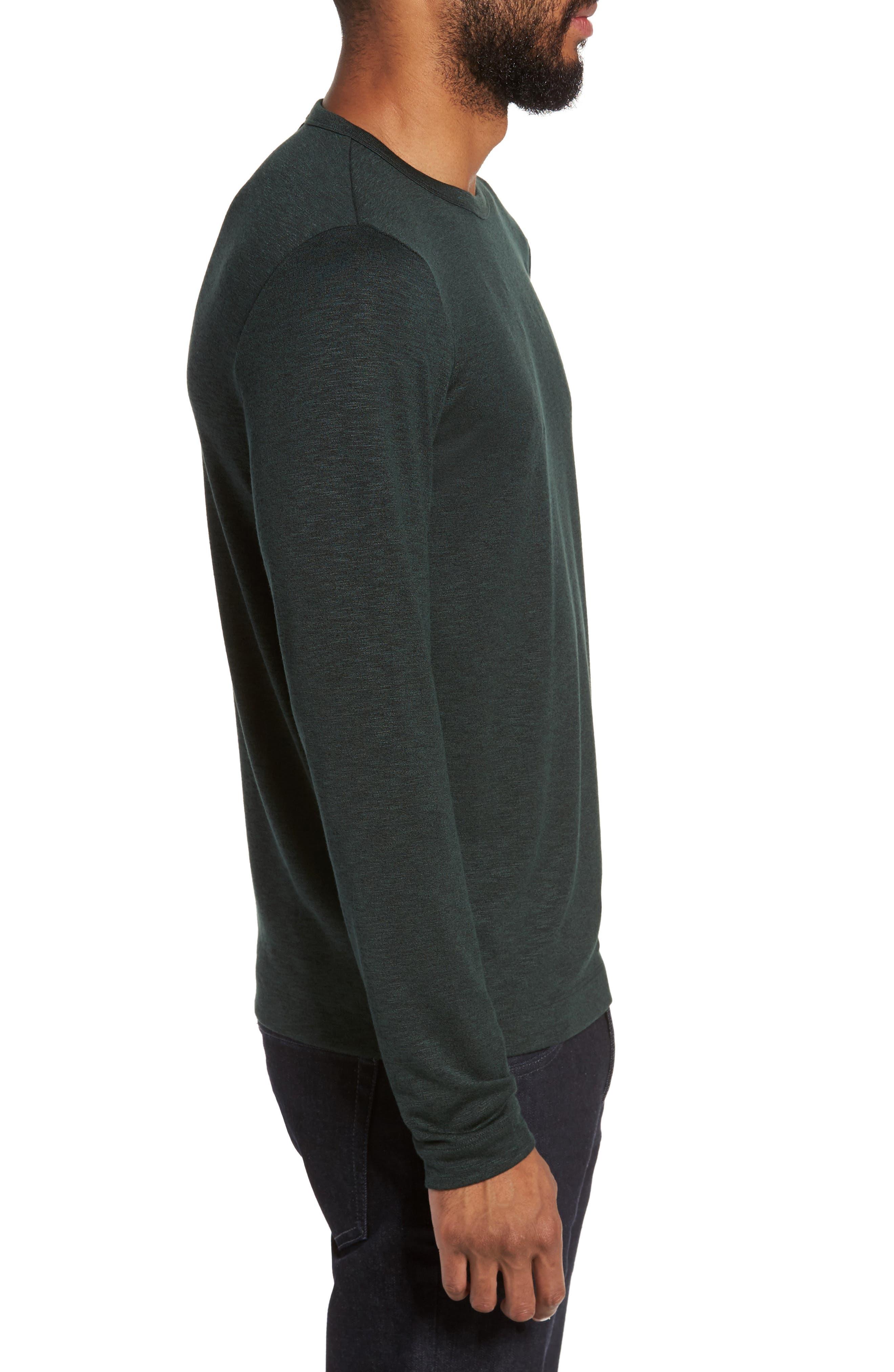 Long Sleeve T-Shirt,                             Alternate thumbnail 18, color,