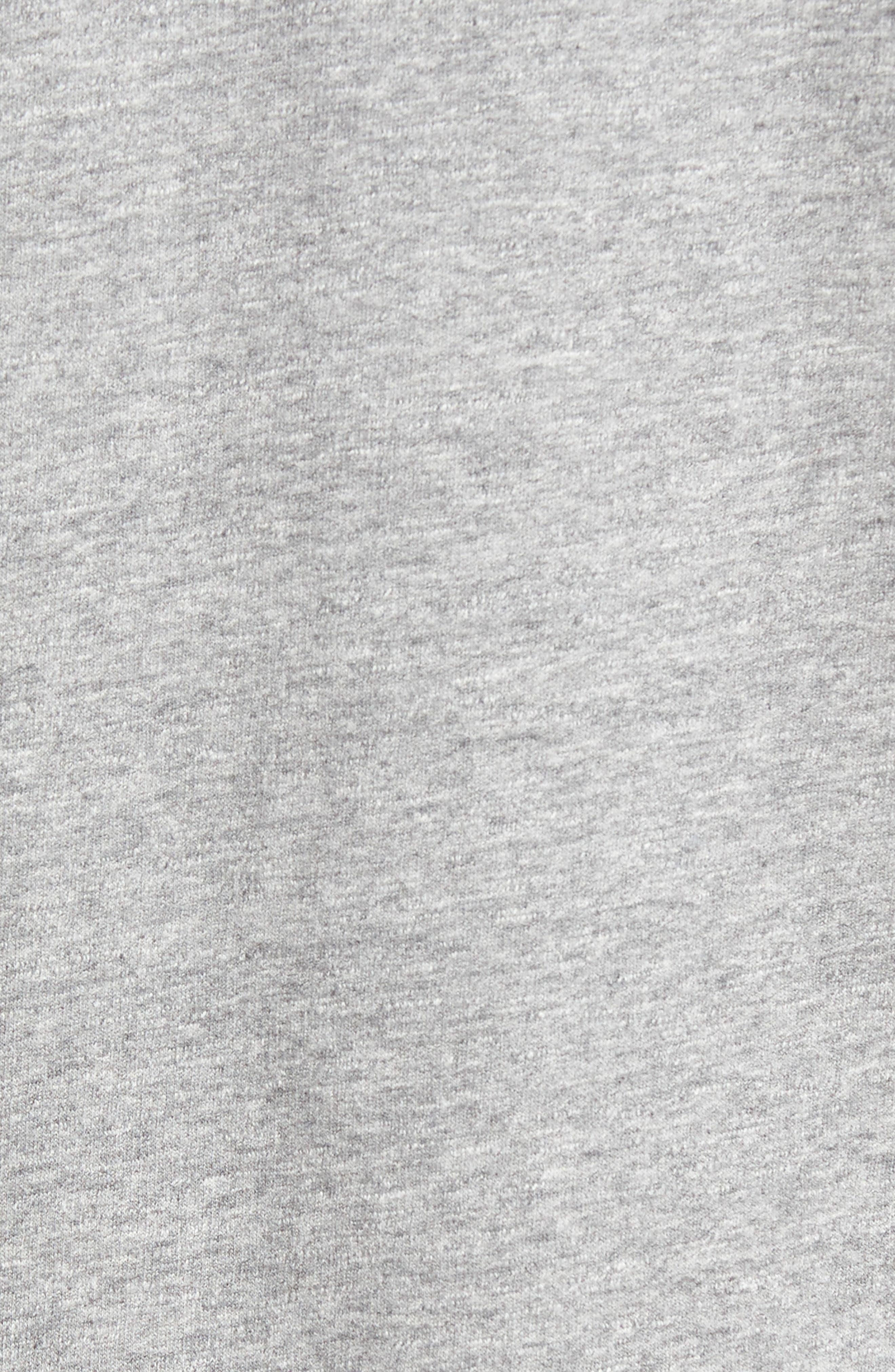 Bhooka Cotton Blend Hoodie,                             Alternate thumbnail 5, color,                             020
