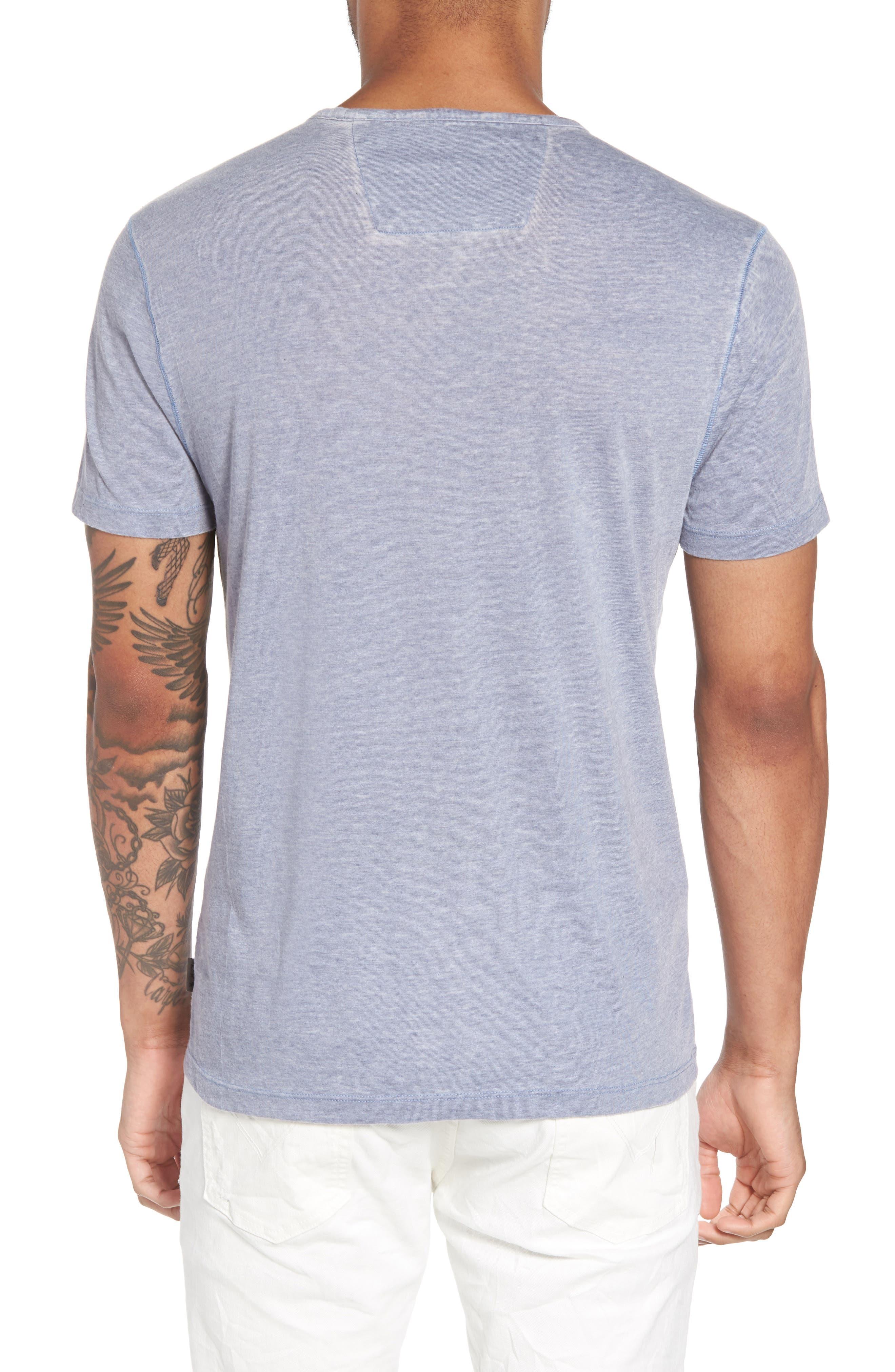 Slim Fit Crewneck T-Shirt,                             Alternate thumbnail 6, color,
