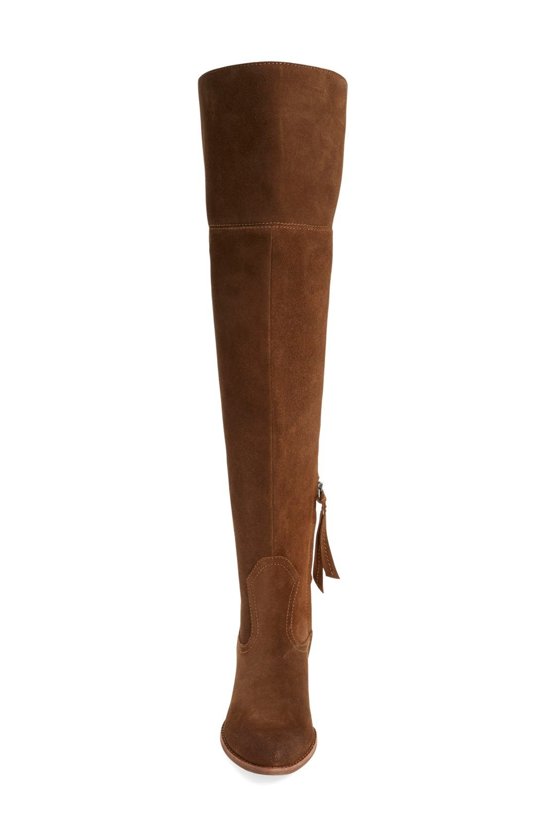 'Silas' Over the Knee Boot,                             Alternate thumbnail 16, color,
