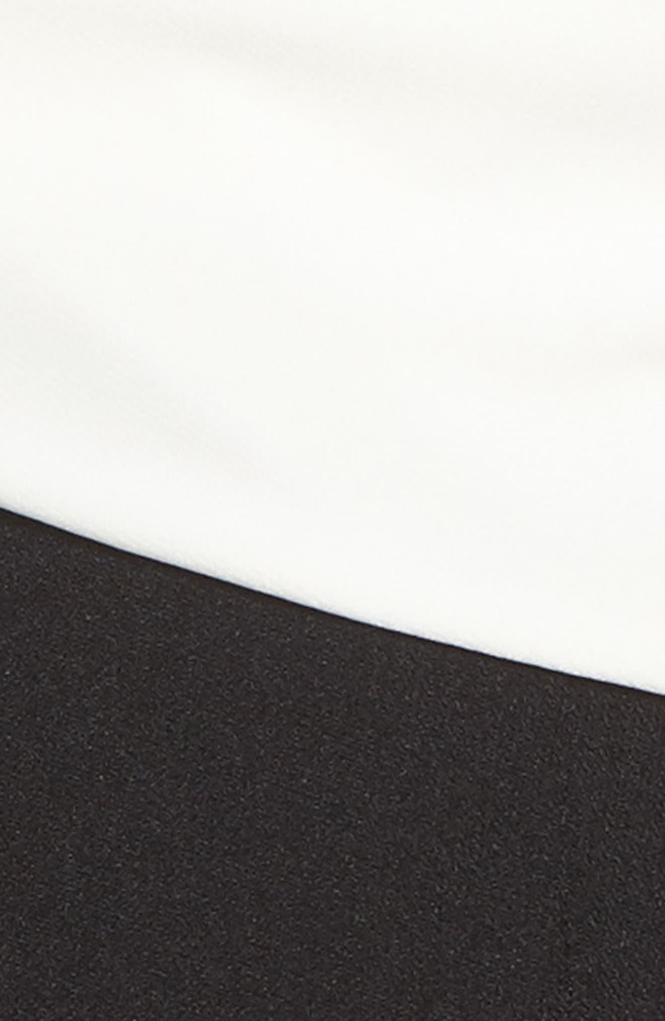 Cap Sleeve Jumpsuit,                             Alternate thumbnail 6, color,                             007