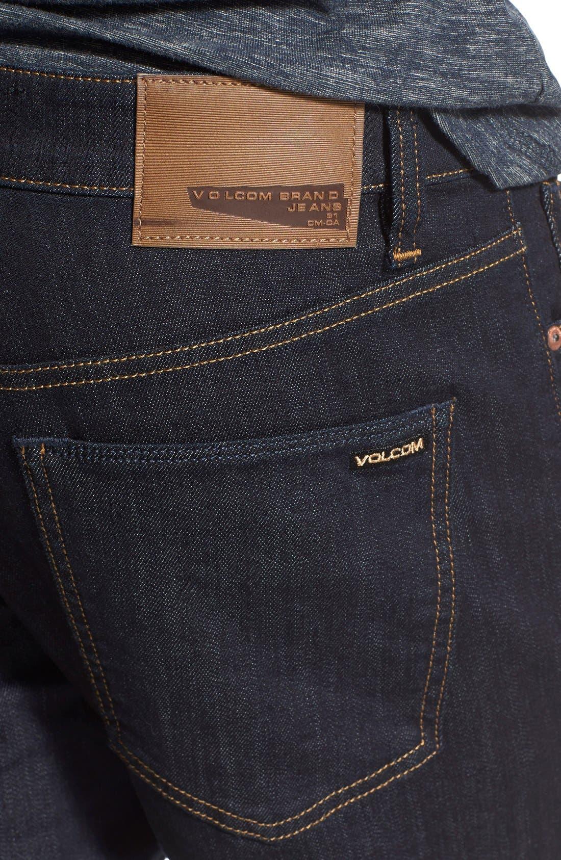 'Vorta' Slim Fit Jeans,                             Alternate thumbnail 32, color,