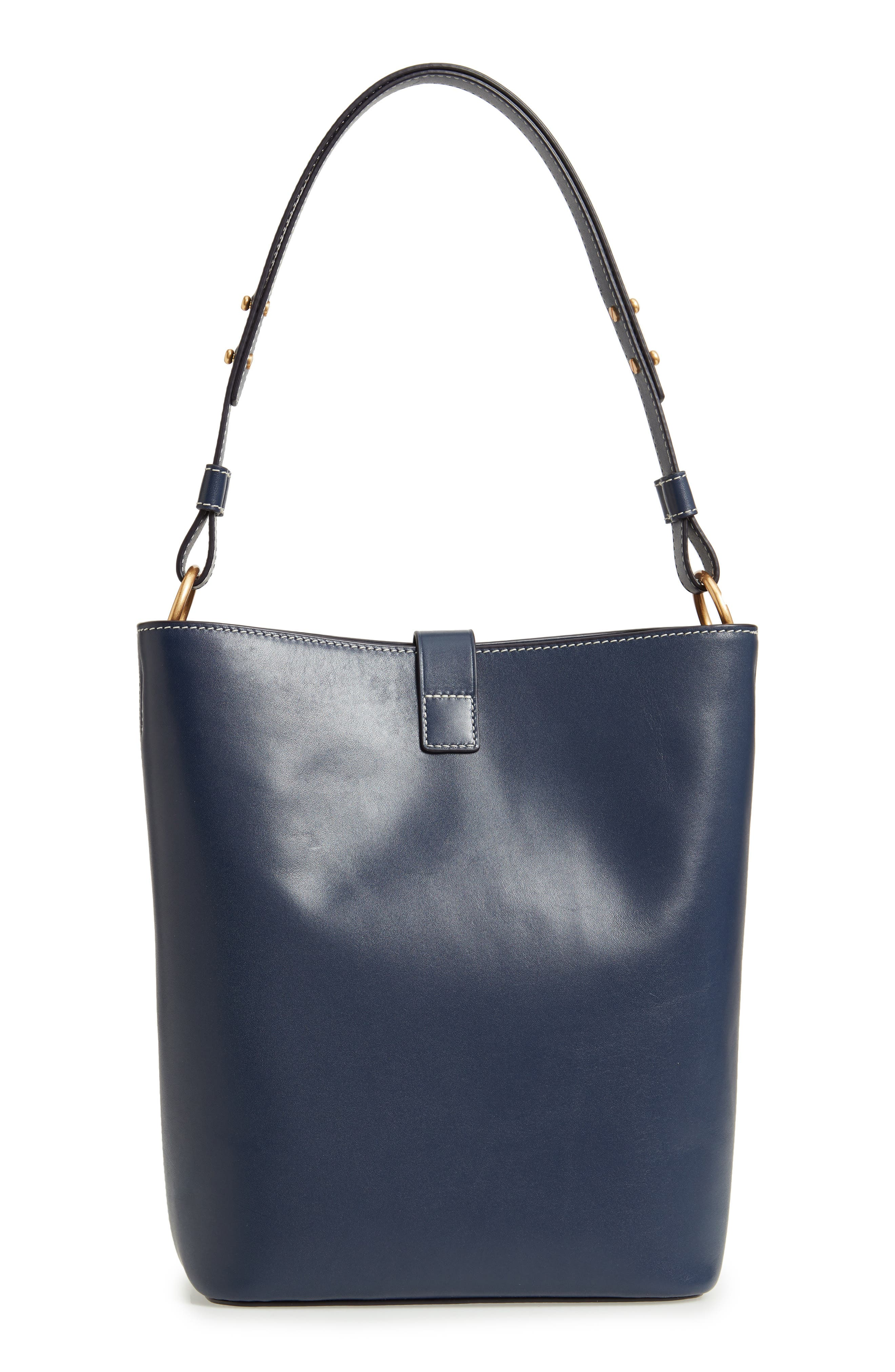 Miller Hobo Bag,                             Alternate thumbnail 3, color,                             ROYAL NAVY