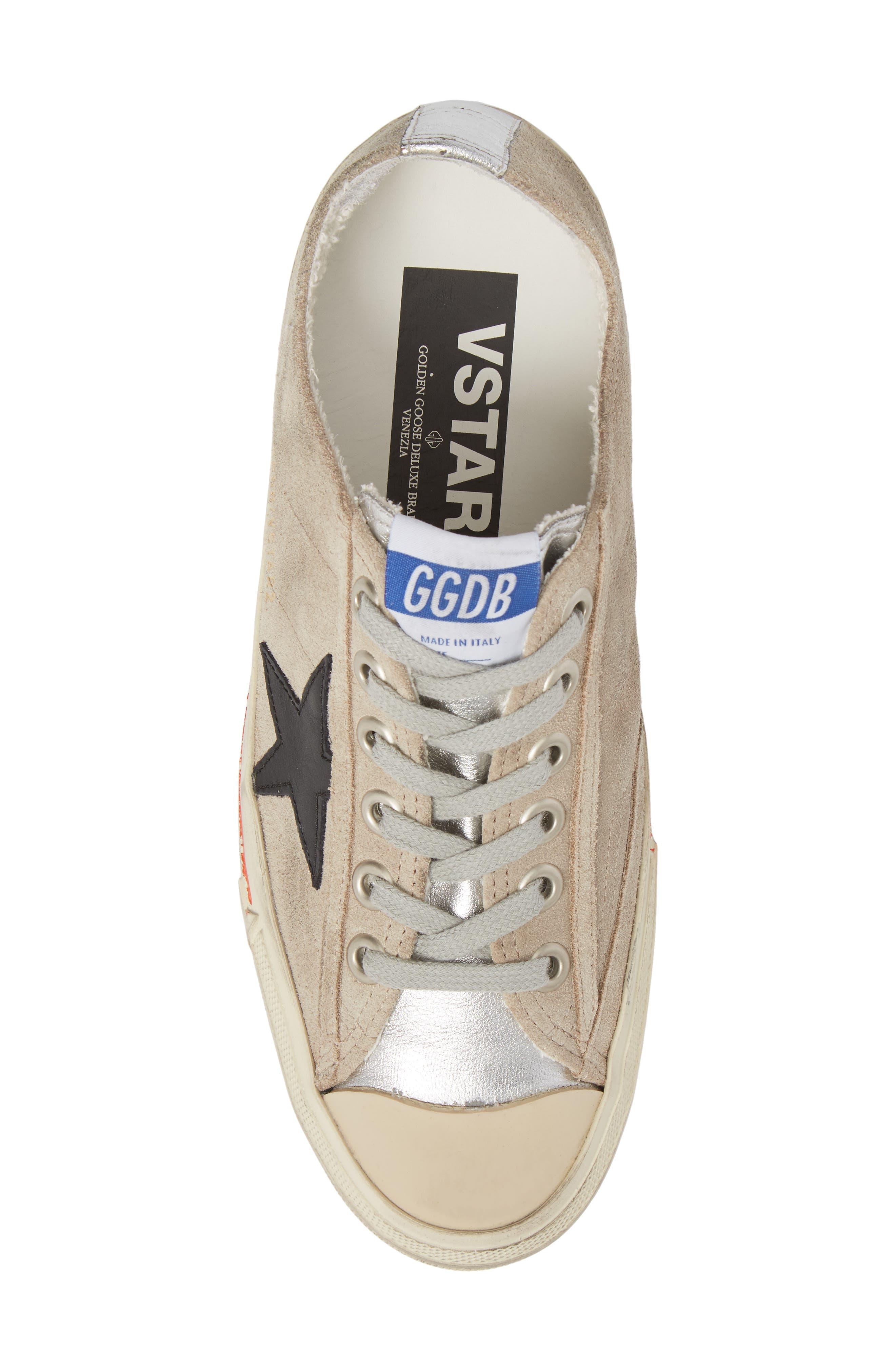 V-Star 2 Low Top Sneaker,                             Alternate thumbnail 5, color,                             020
