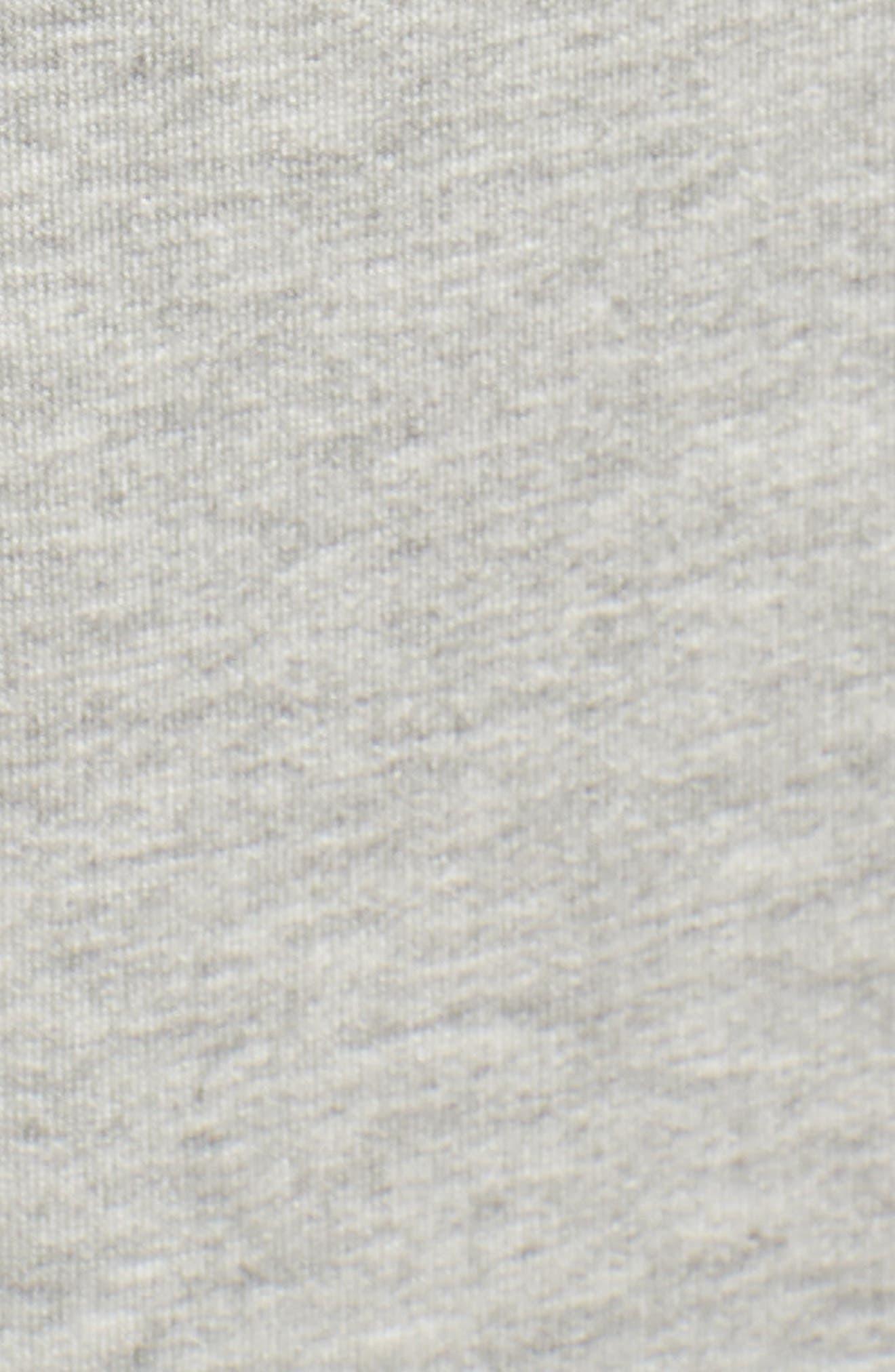 Marina Sweat Pants,                             Alternate thumbnail 6, color,                             LIGHT HEATHER GREY