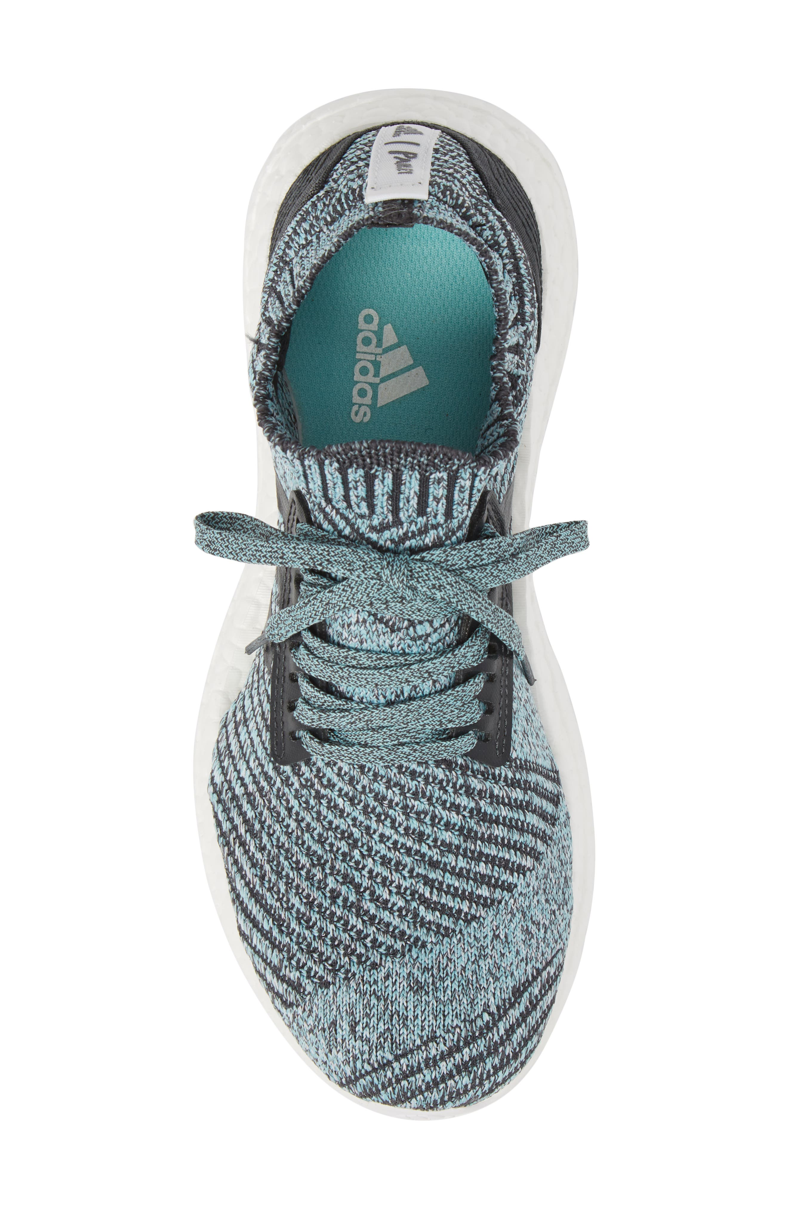 by Stella McCartney UltraBoost x Parley Running Shoe,                             Alternate thumbnail 22, color,