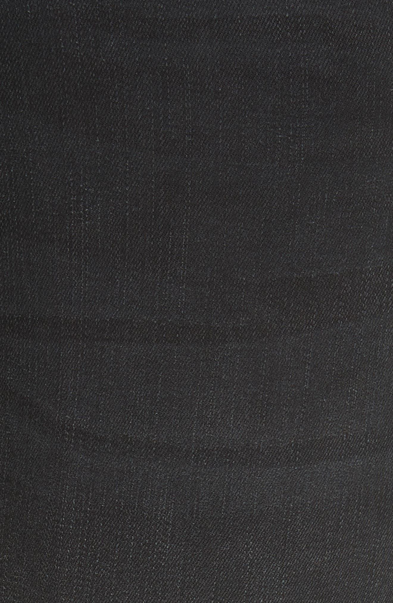 Le Crop Mini Boot Jeans,                             Alternate thumbnail 5, color,                             KERRY