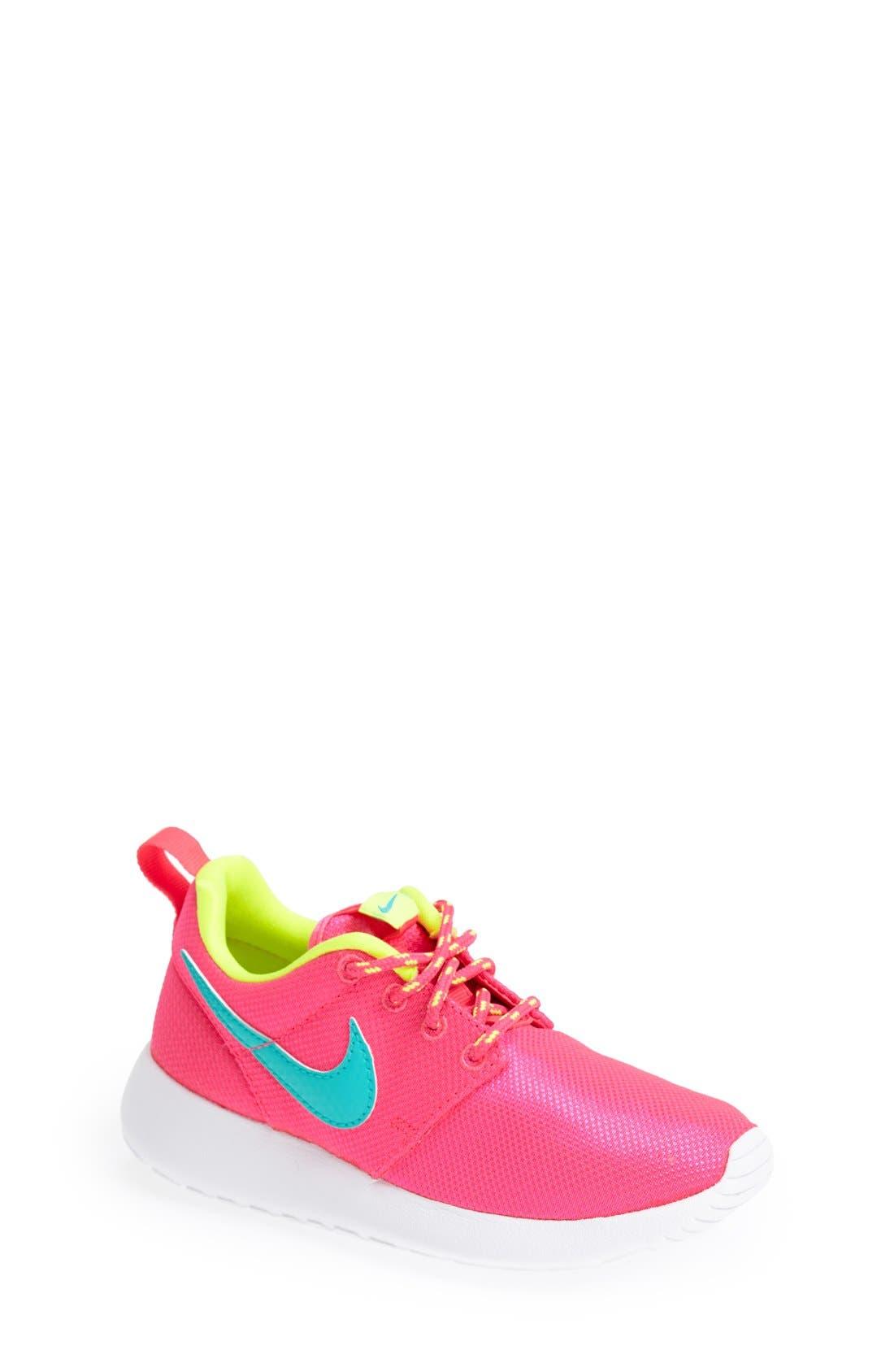 'Roshe Run' Athletic Shoe,                             Main thumbnail 45, color,