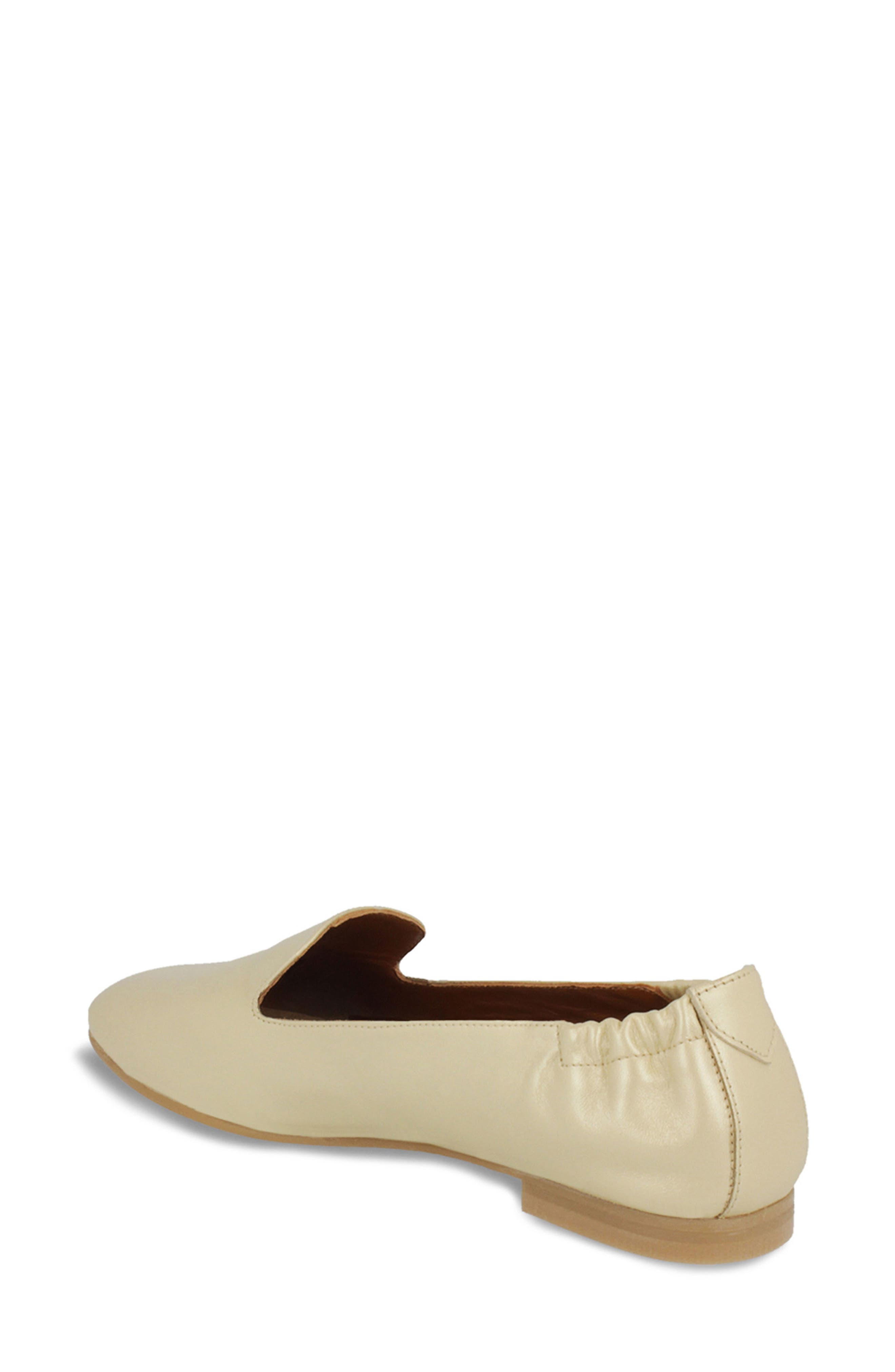 Bianca Loafer,                             Alternate thumbnail 2, color,                             PEARLIZED GOLD LEATHER