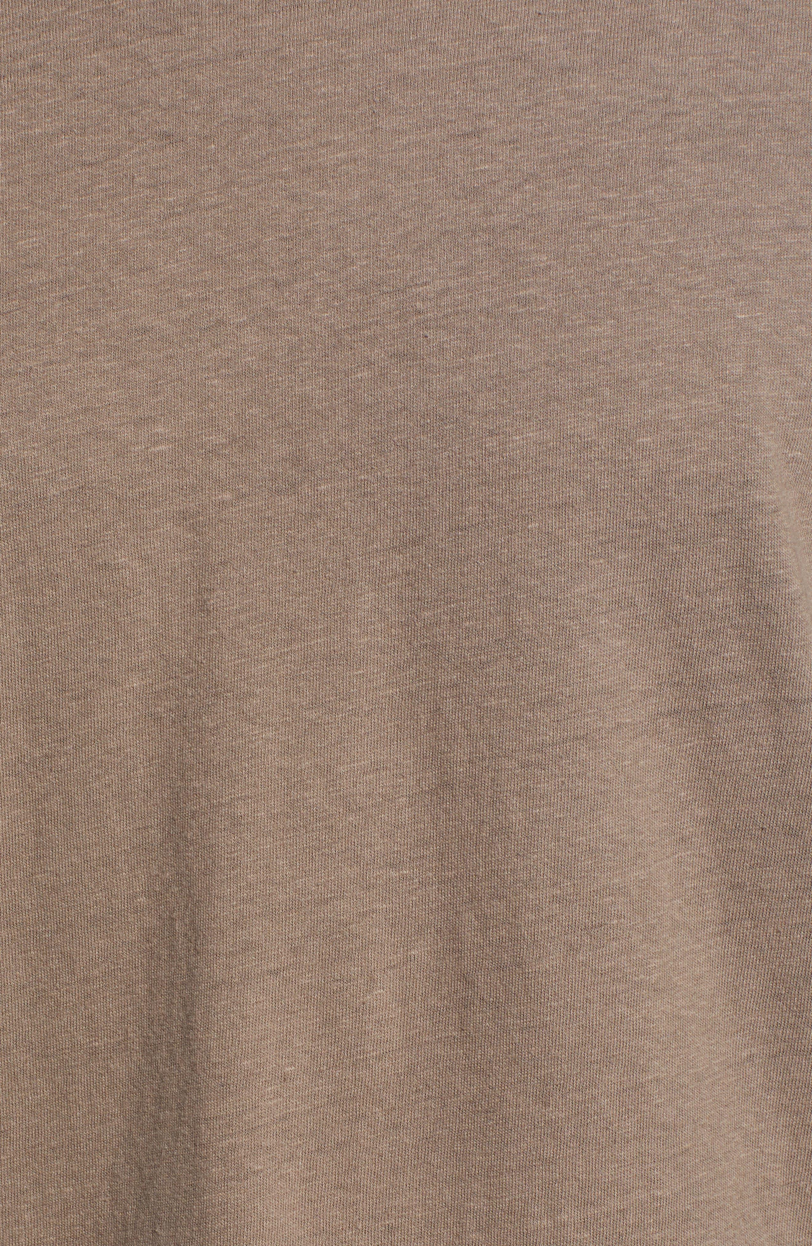 Ramsey Slim Fit Crewneck T-Shirt,                             Alternate thumbnail 5, color,                             WEATHERED WET