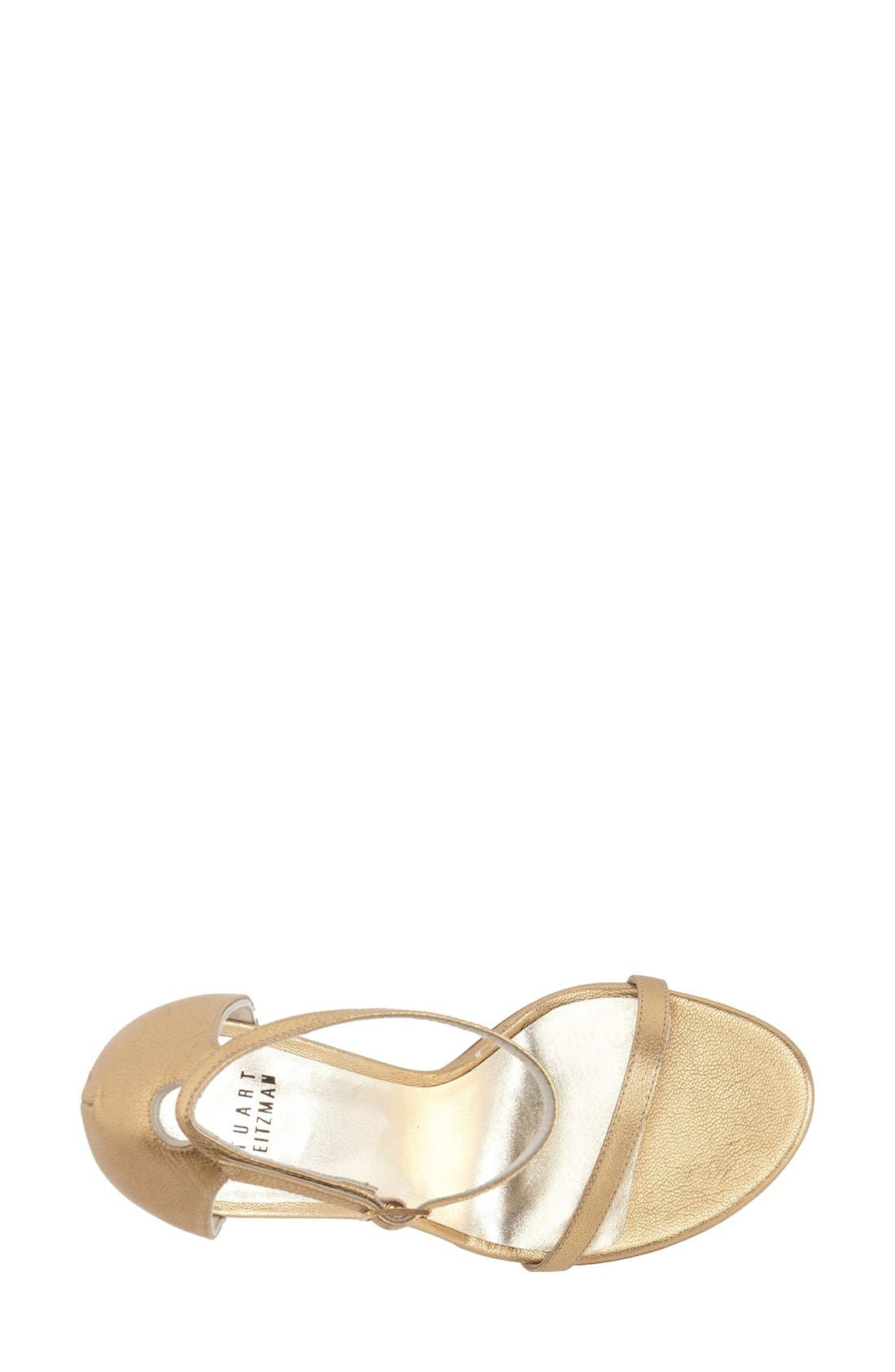 Nudistsong Ankle Strap Sandal,                             Alternate thumbnail 127, color,