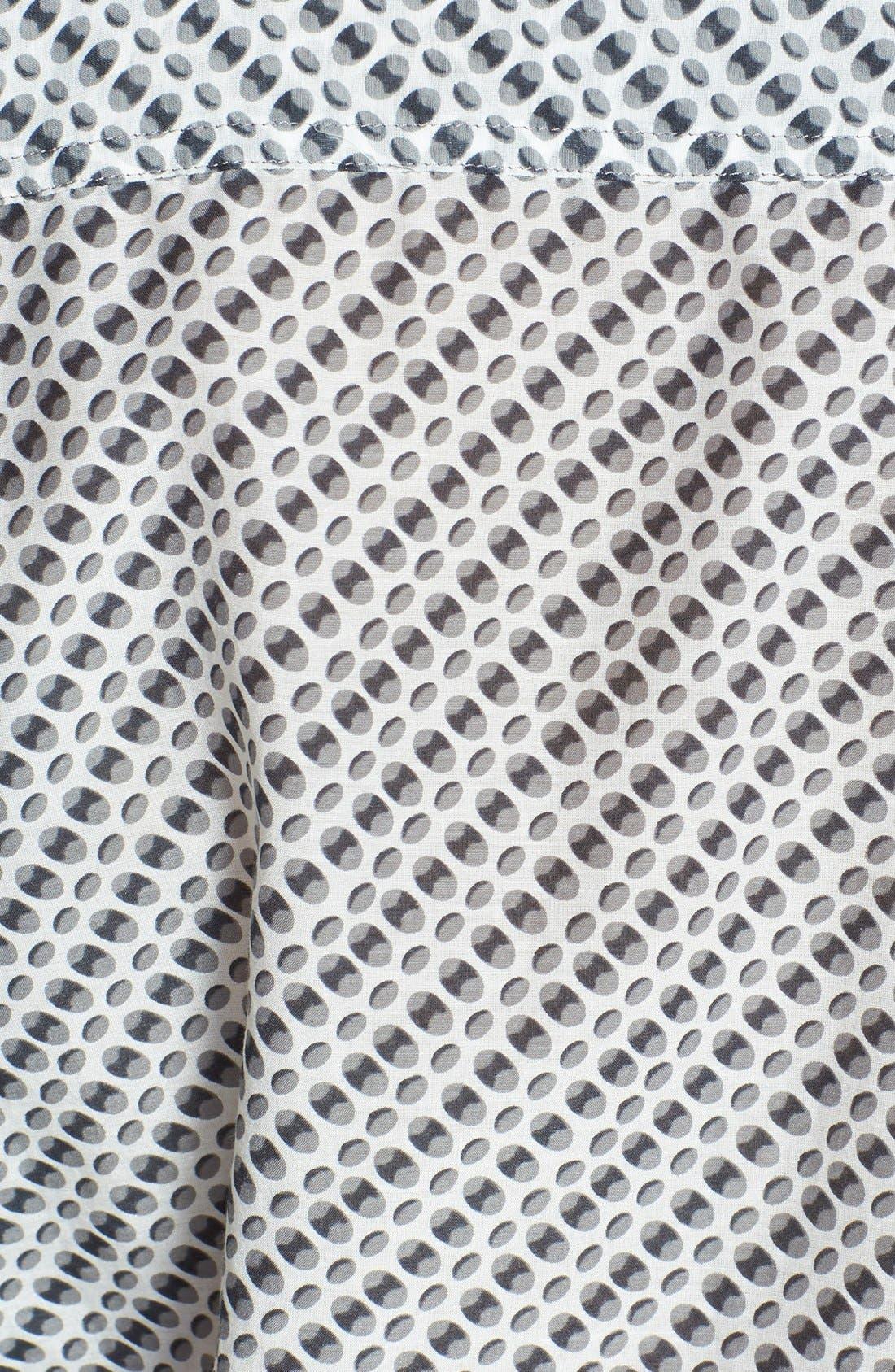 Cotton & Silk Shirt,                             Alternate thumbnail 129, color,