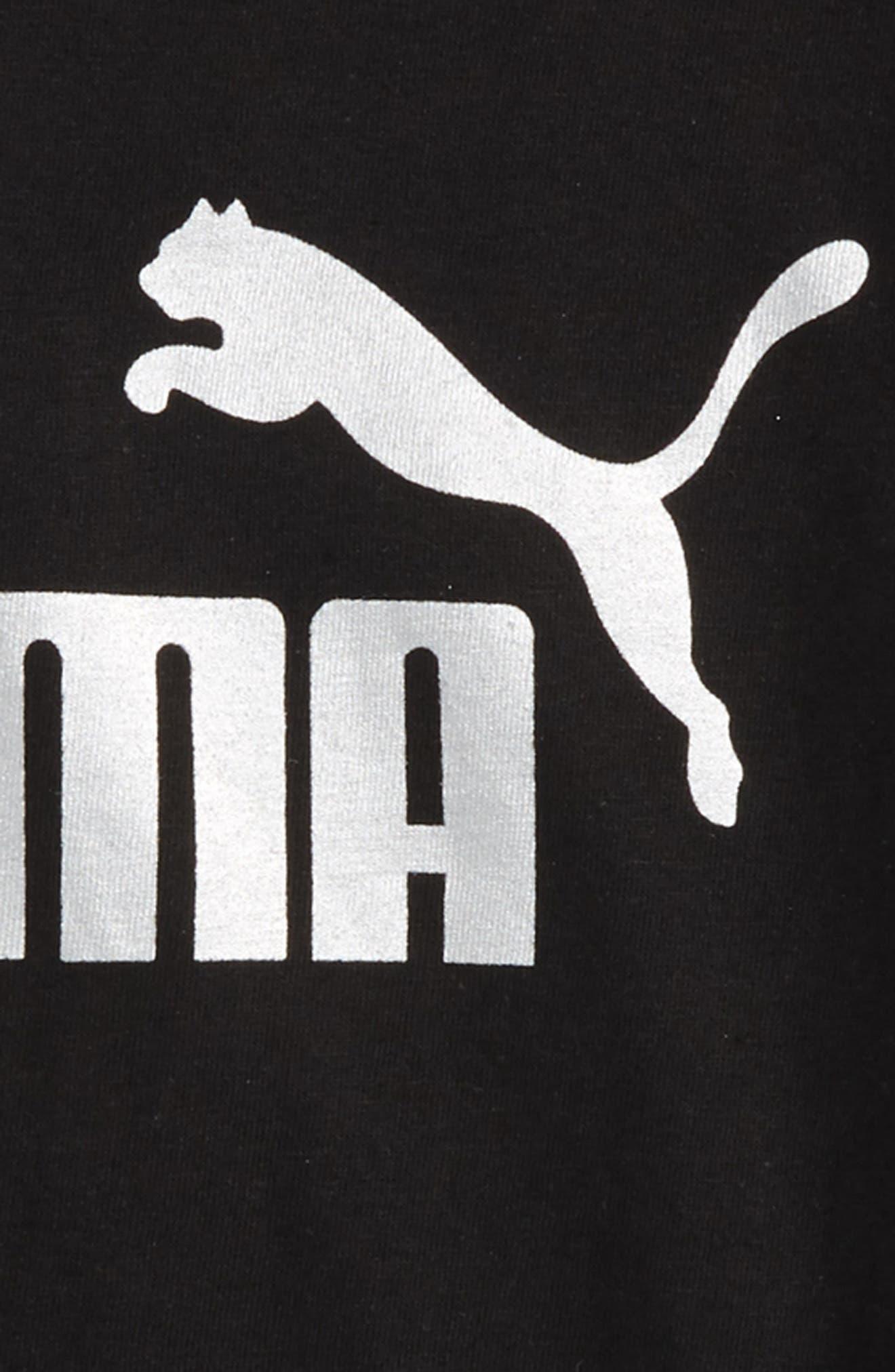 Logo Graphic T-Shirt,                             Alternate thumbnail 2, color,                             001