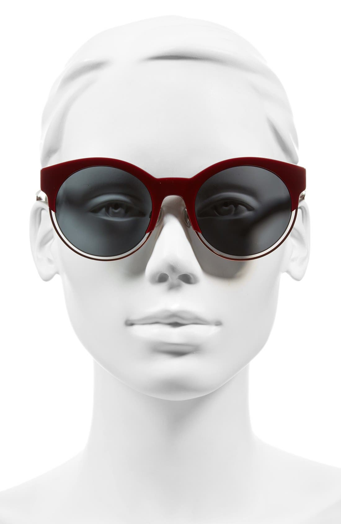 Siderall 1 53mm Round Sunglasses,                             Alternate thumbnail 17, color,