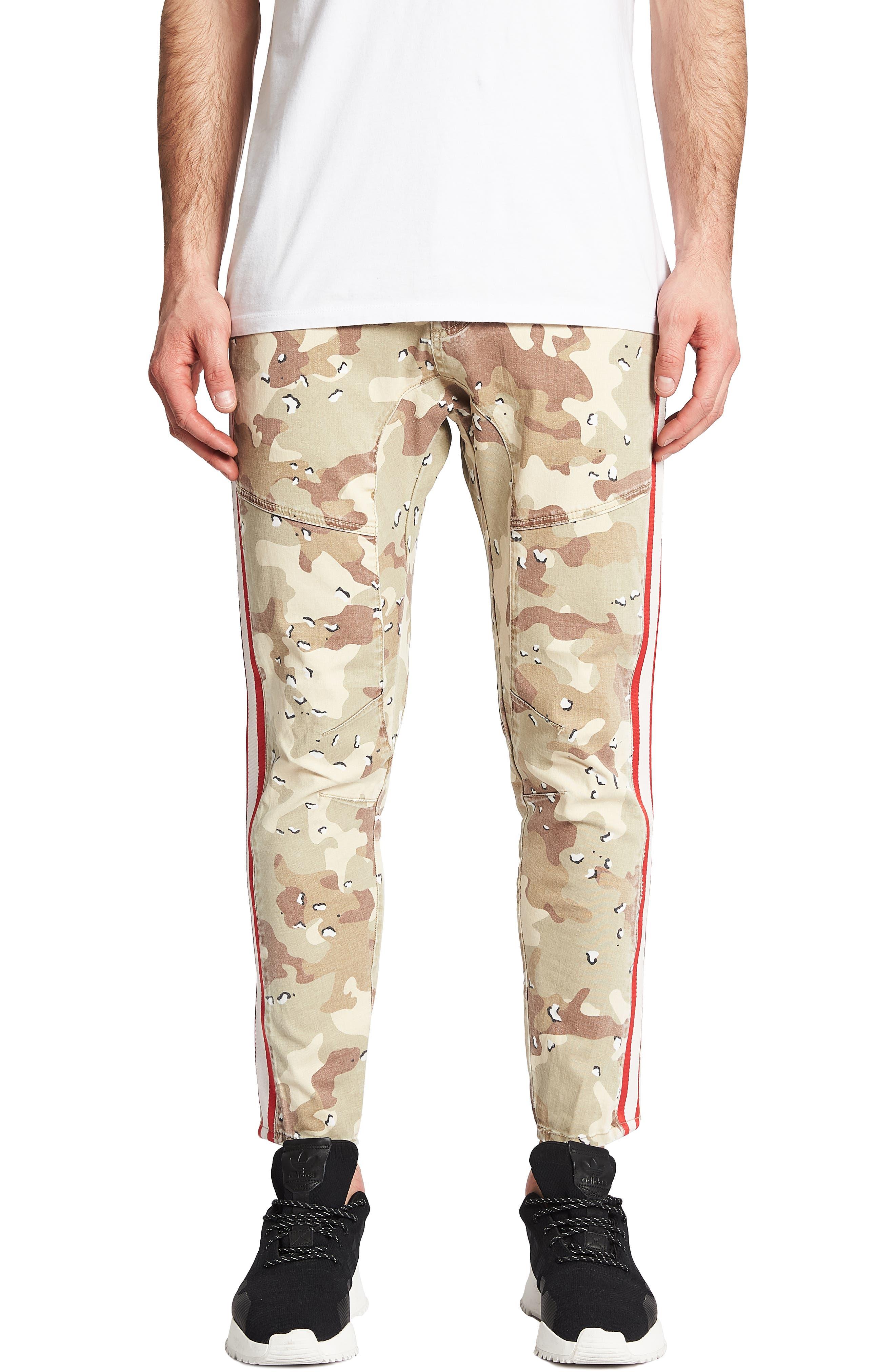 NXP Sergeant Slim Fit Pants, Main, color, CHOC CHIP CAMO