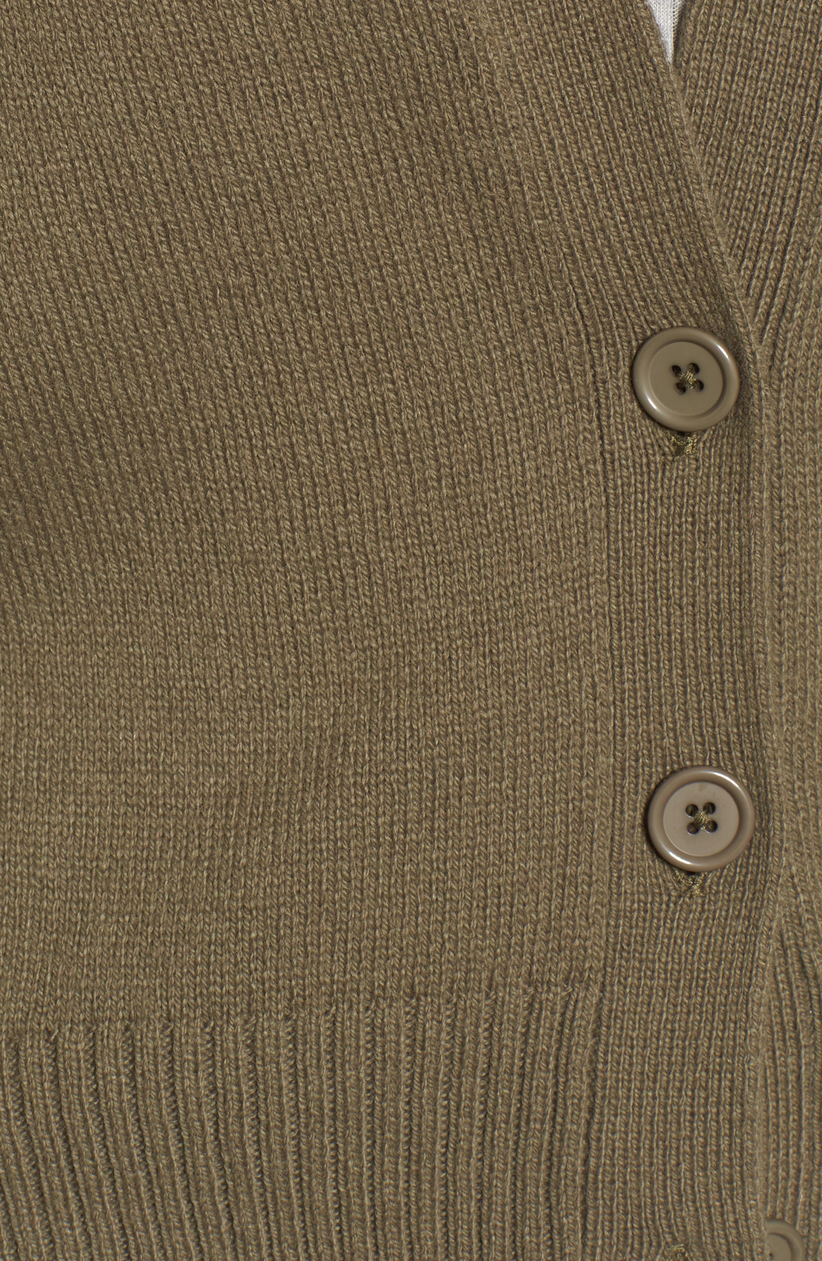 Bow Sleeve Cardigan,                             Alternate thumbnail 5, color,                             311