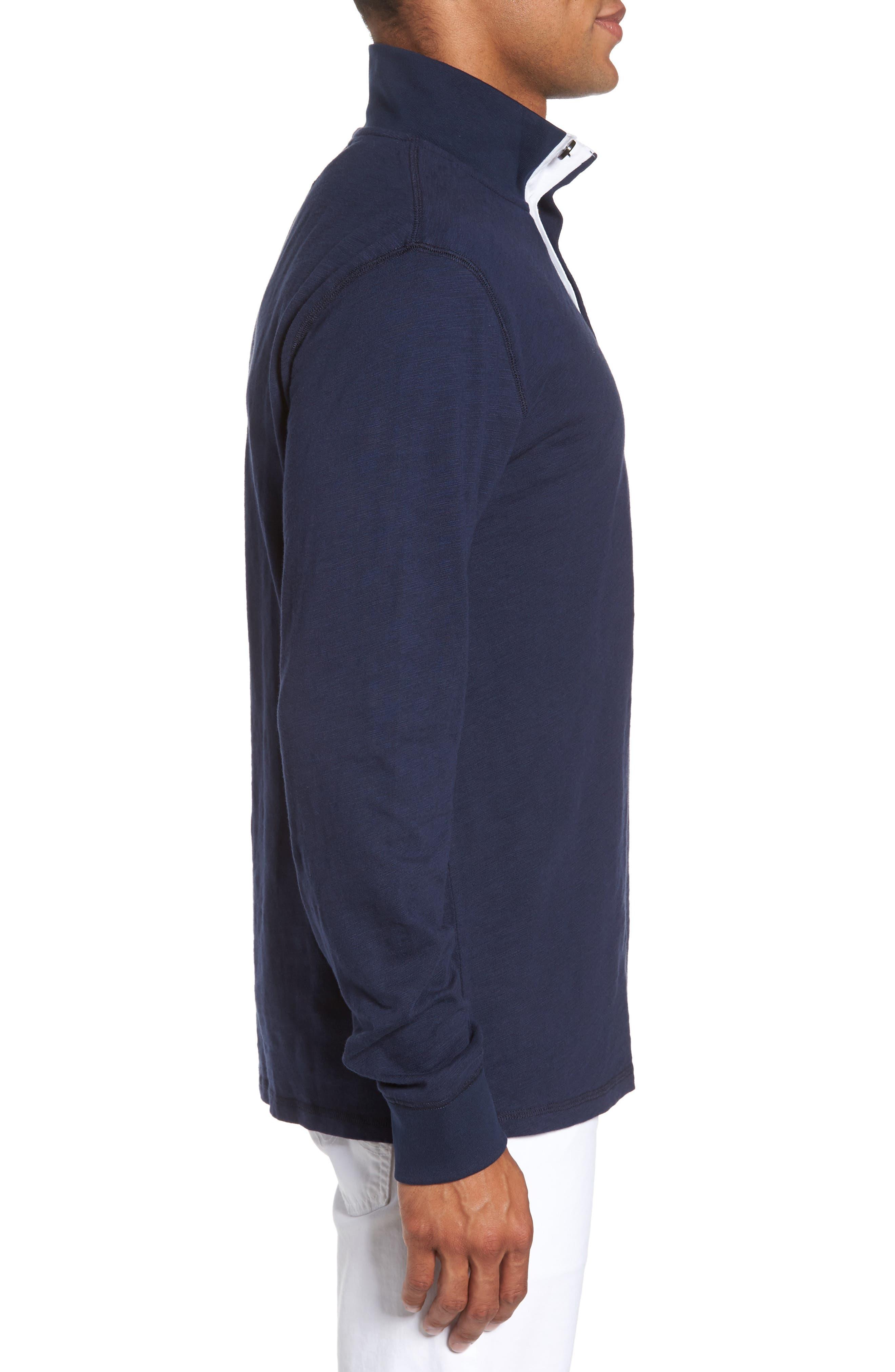 Gulf Stream Sweatshirt,                             Alternate thumbnail 3, color,                             408