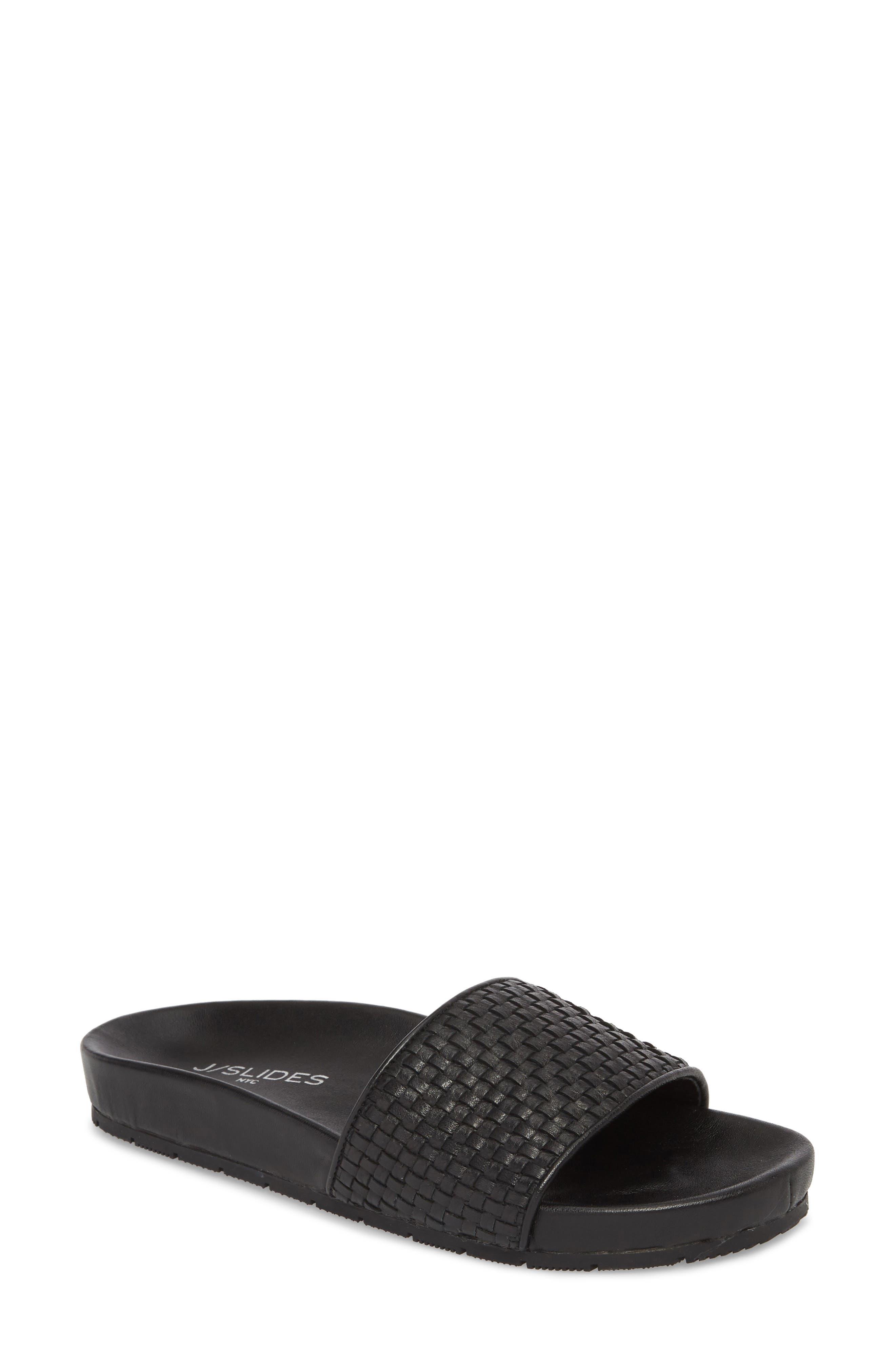 Naomie Slide Sandal,                         Main,                         color, 015