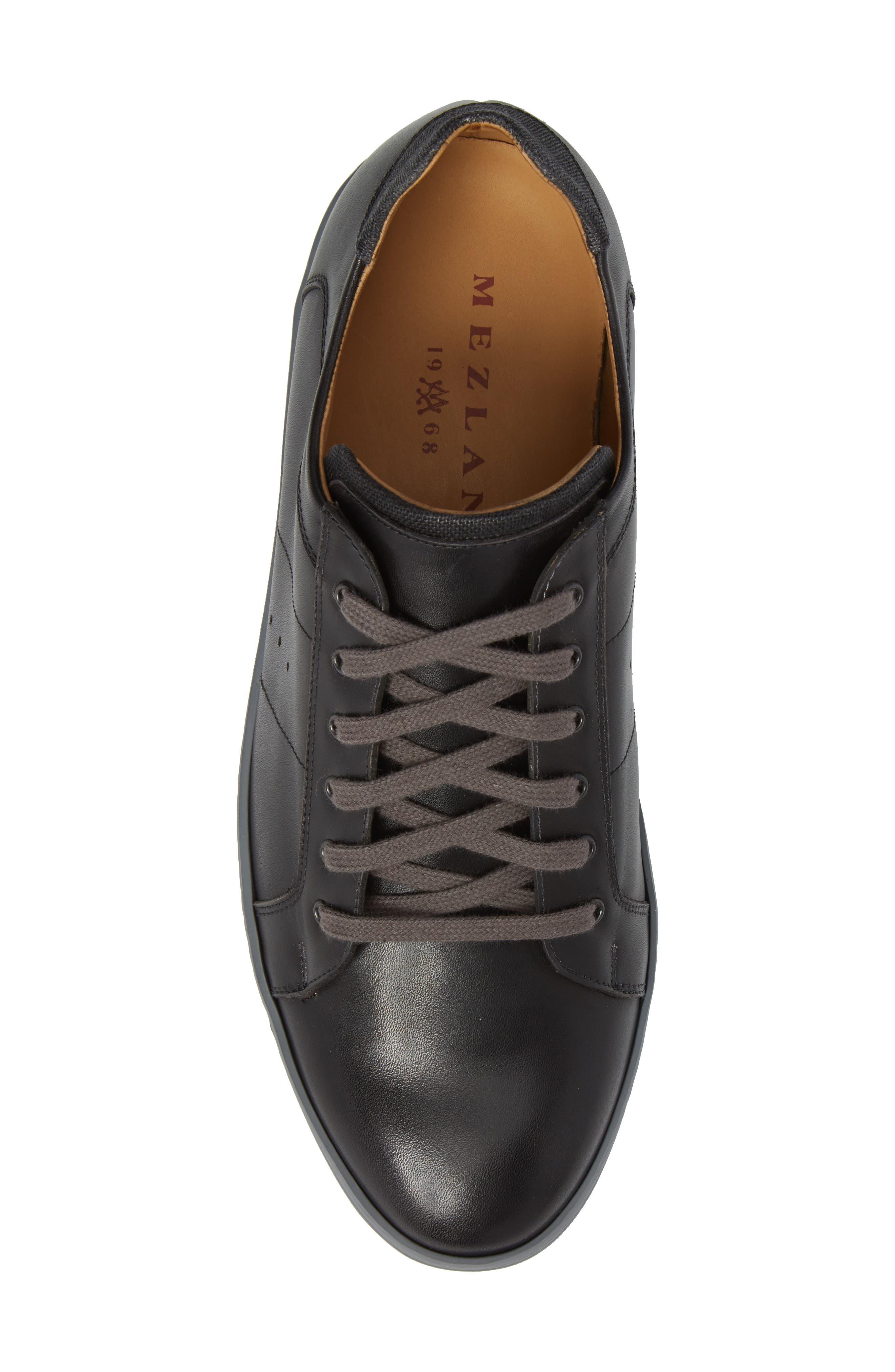 Cuzco Sneaker,                             Alternate thumbnail 5, color,                             GRAPHITE/ BLACK LEATHER