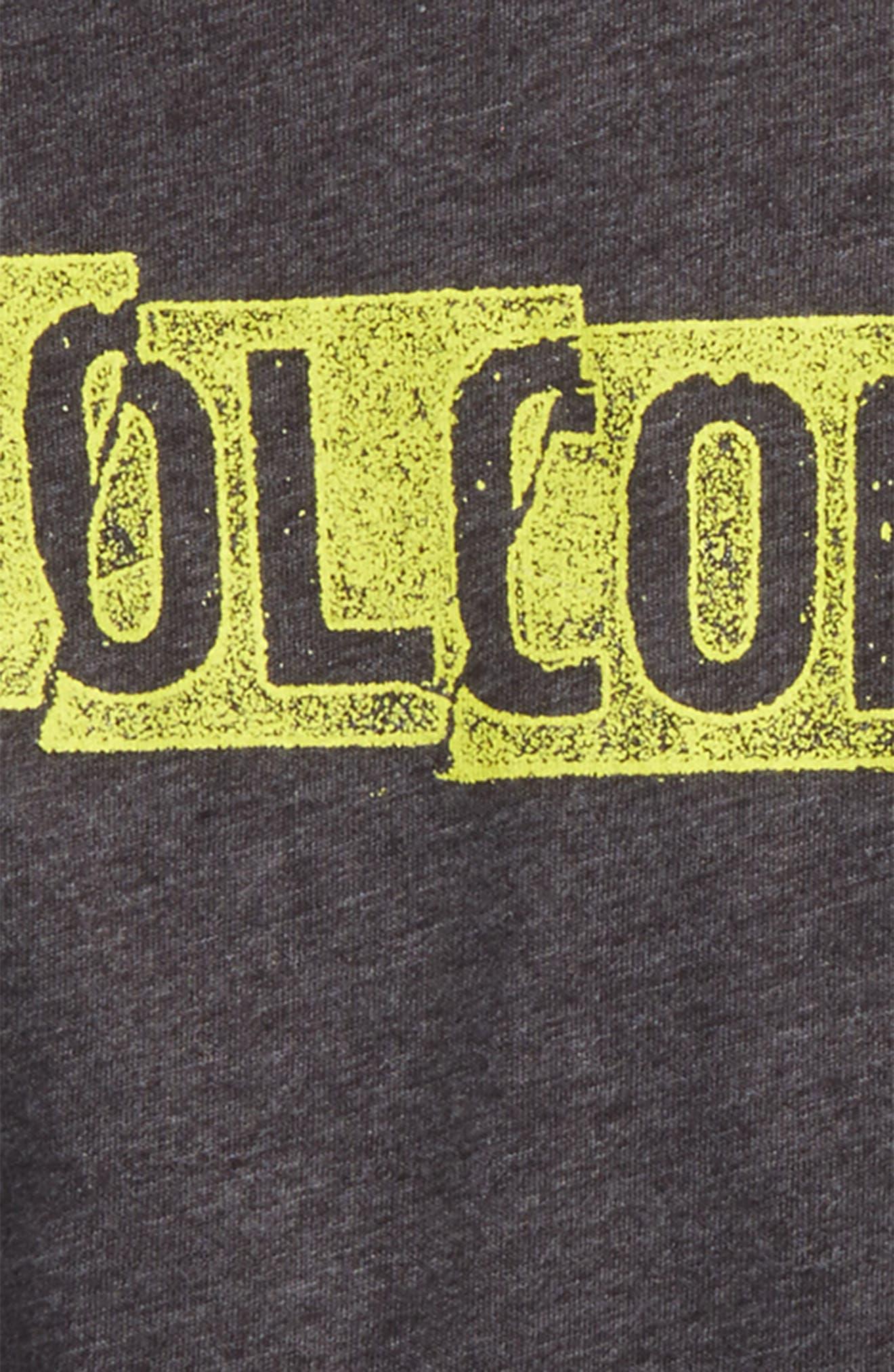 Edge Graphic T-Shirt,                             Alternate thumbnail 2, color,                             001