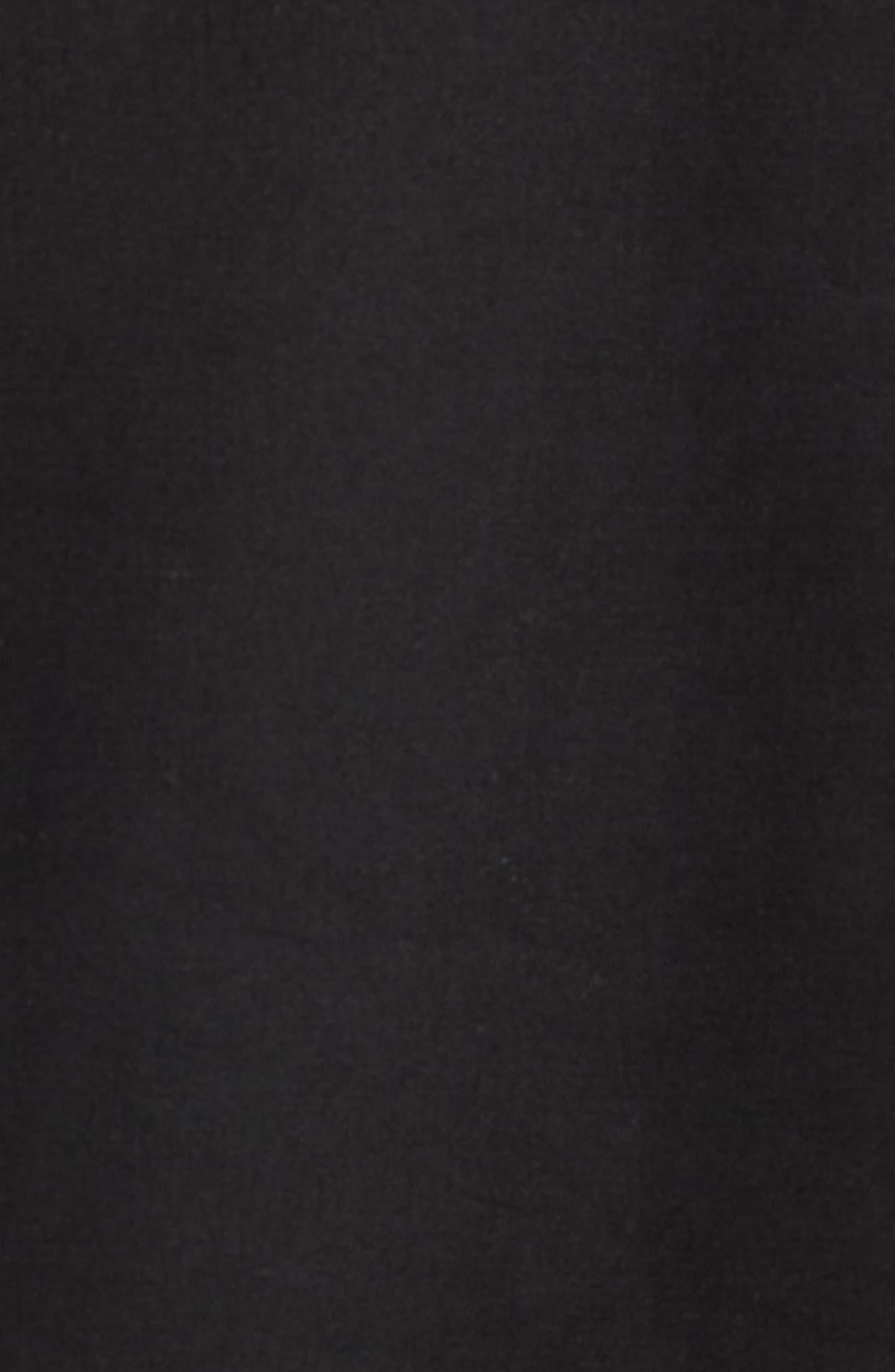 Webster Workman Jacket,                             Alternate thumbnail 7, color,                             BLACK