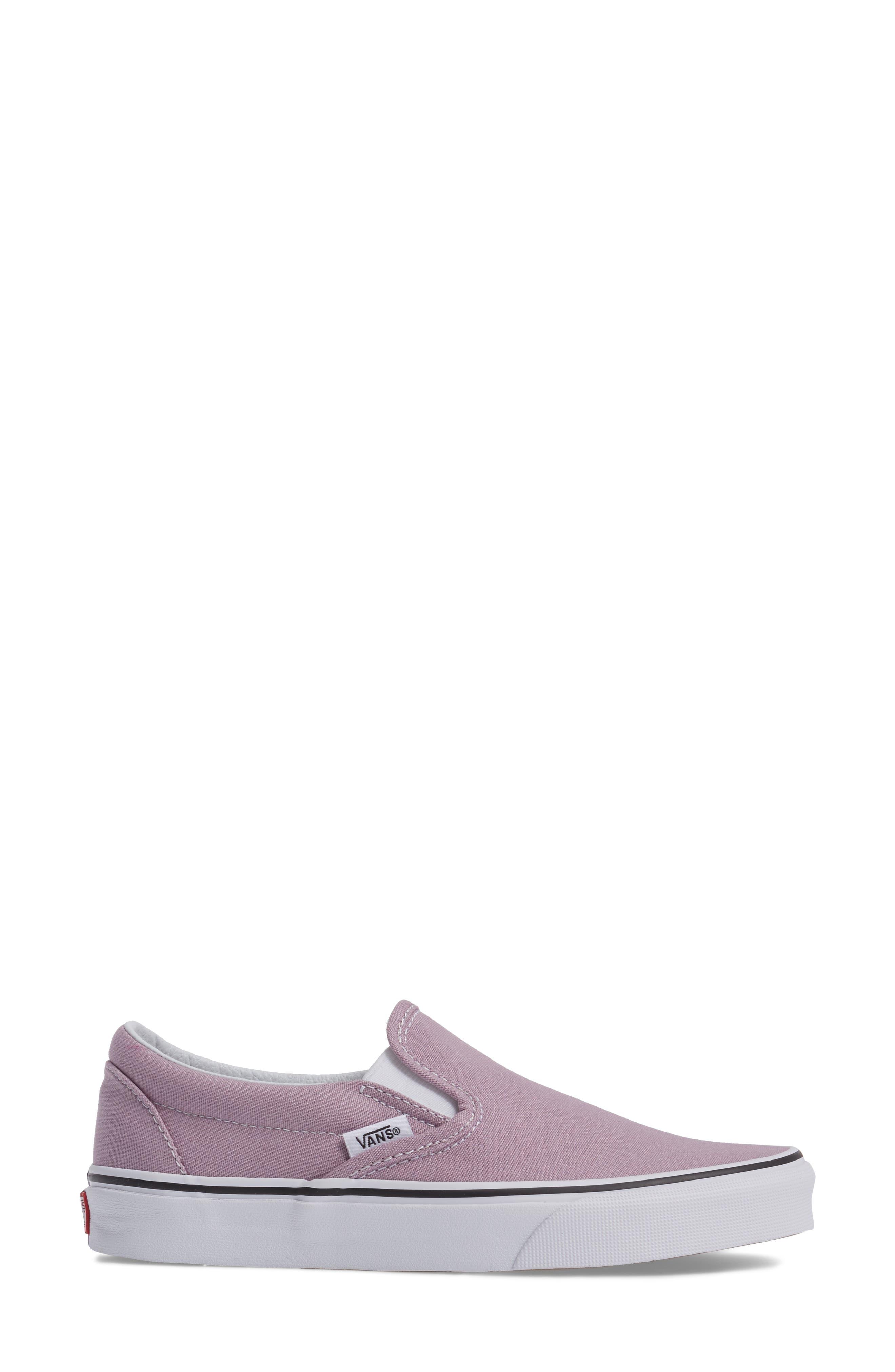 Classic Slip-On Sneaker,                             Alternate thumbnail 249, color,