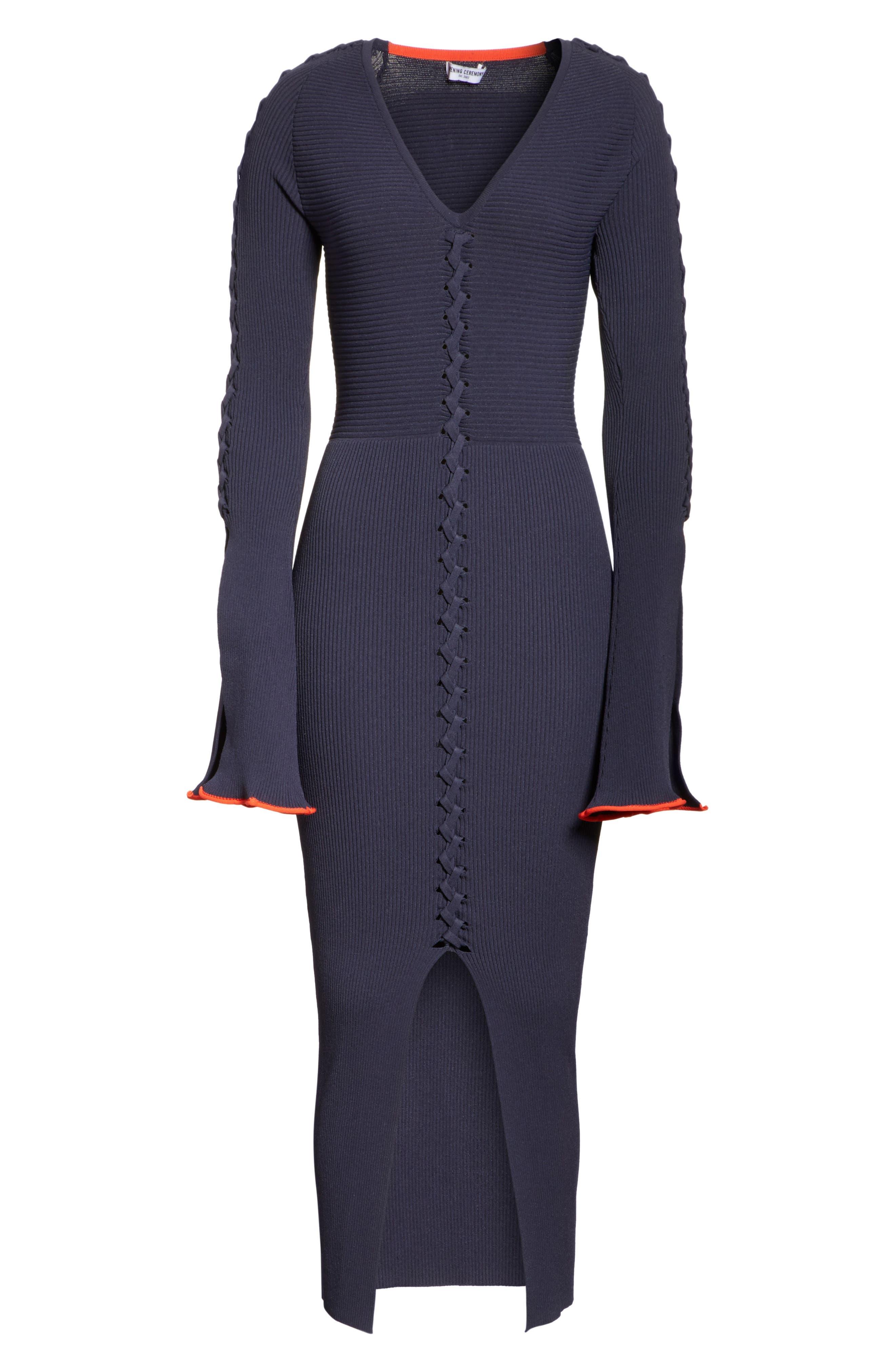 Criss Cross Dress,                             Alternate thumbnail 6, color,                             412