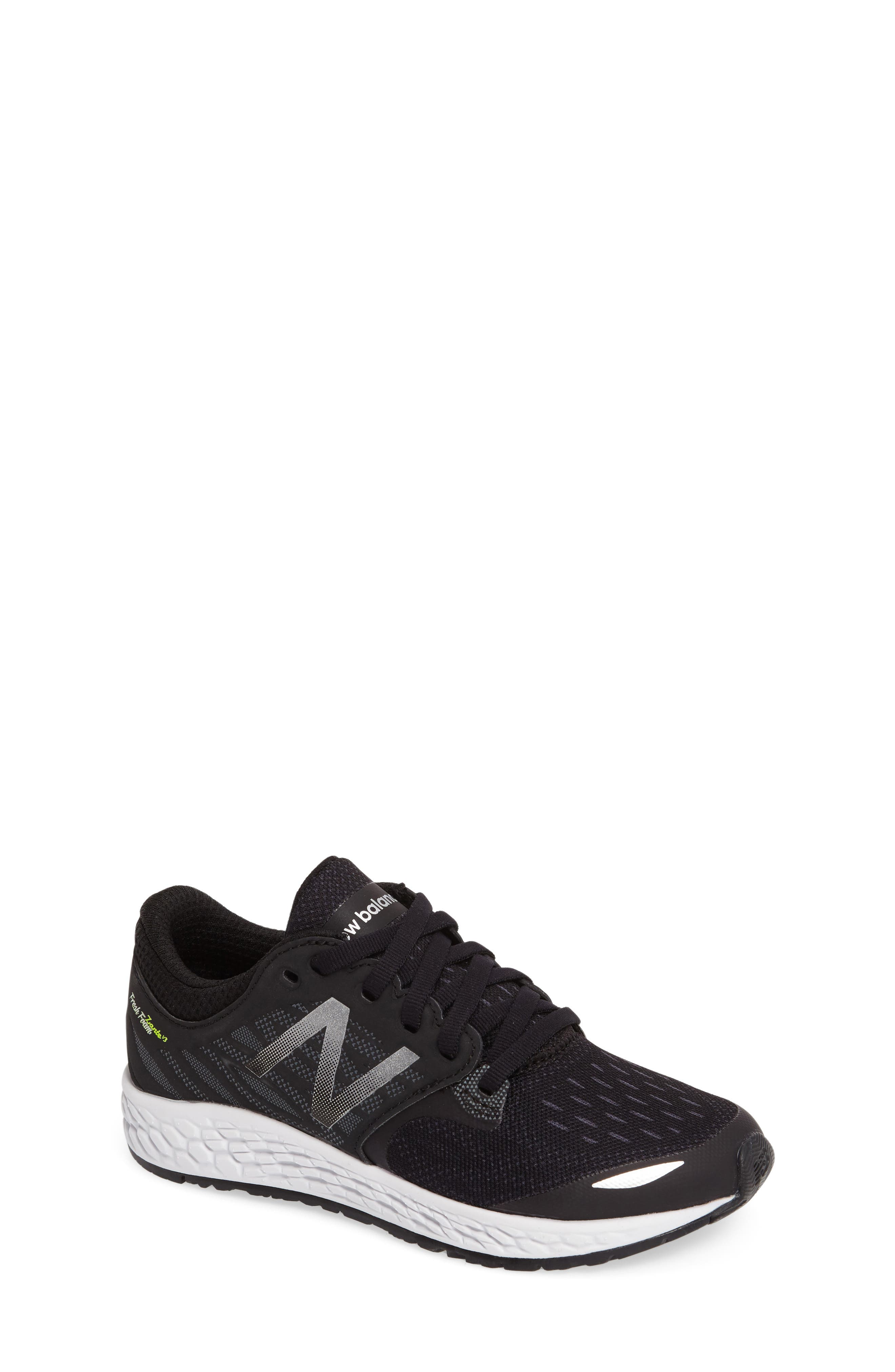 Fresh Foam Sneaker,                         Main,                         color, 001
