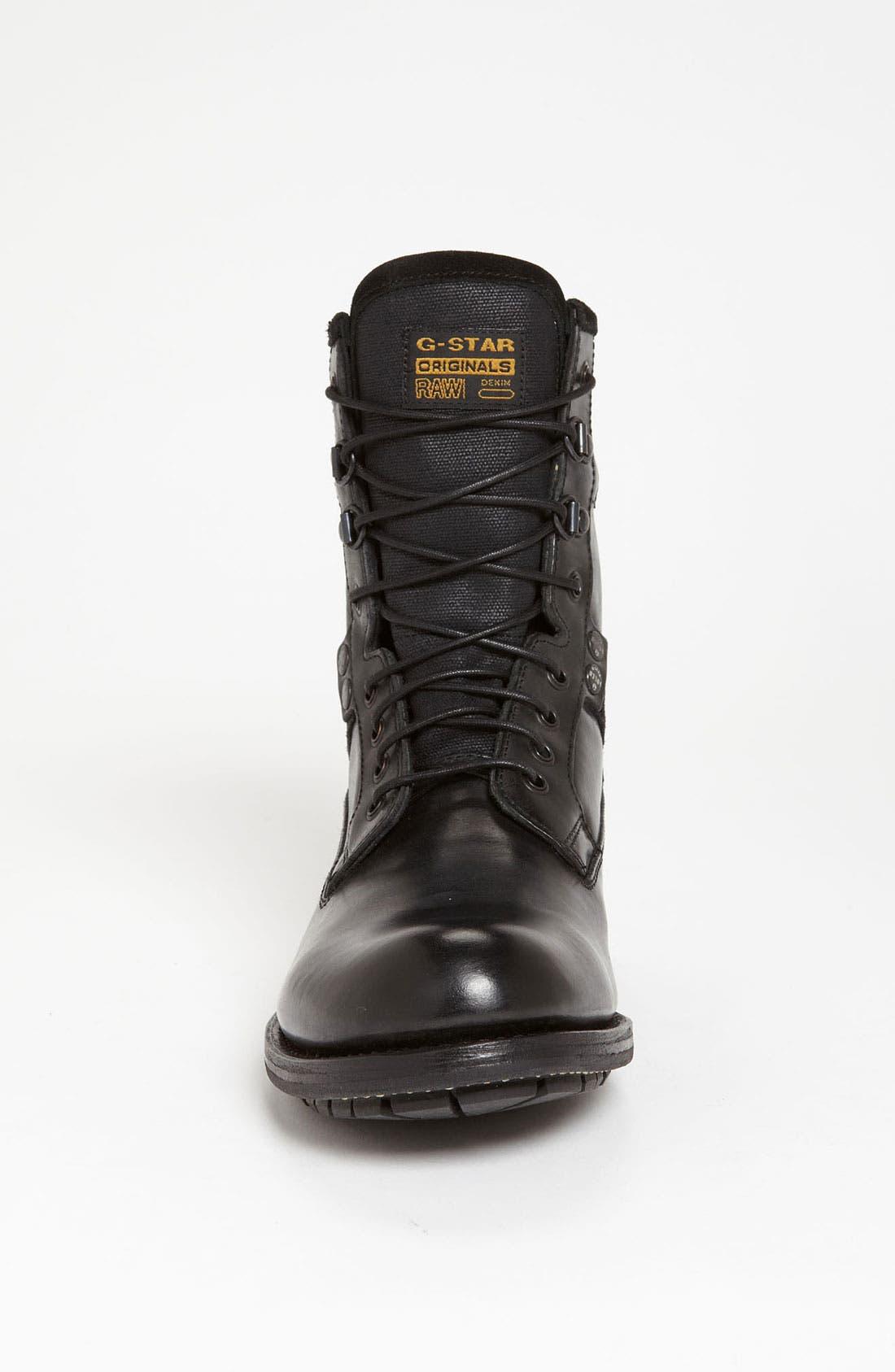 'Patton III Marker' Boot,                             Alternate thumbnail 2, color,                             001