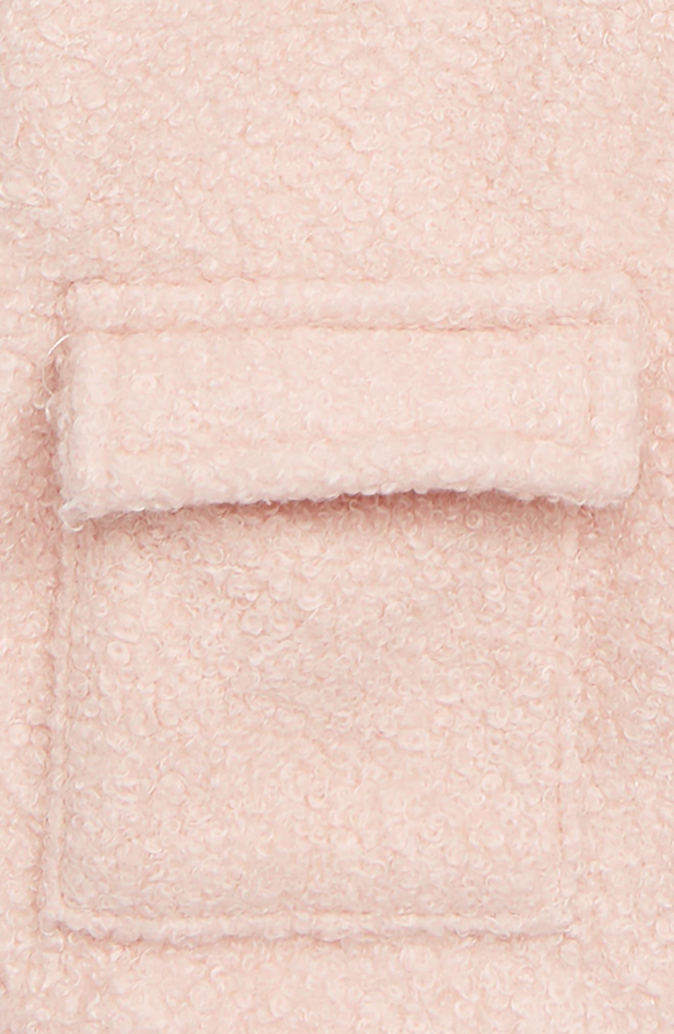 Cozy Button Down Jacket,                             Alternate thumbnail 2, color,                             680