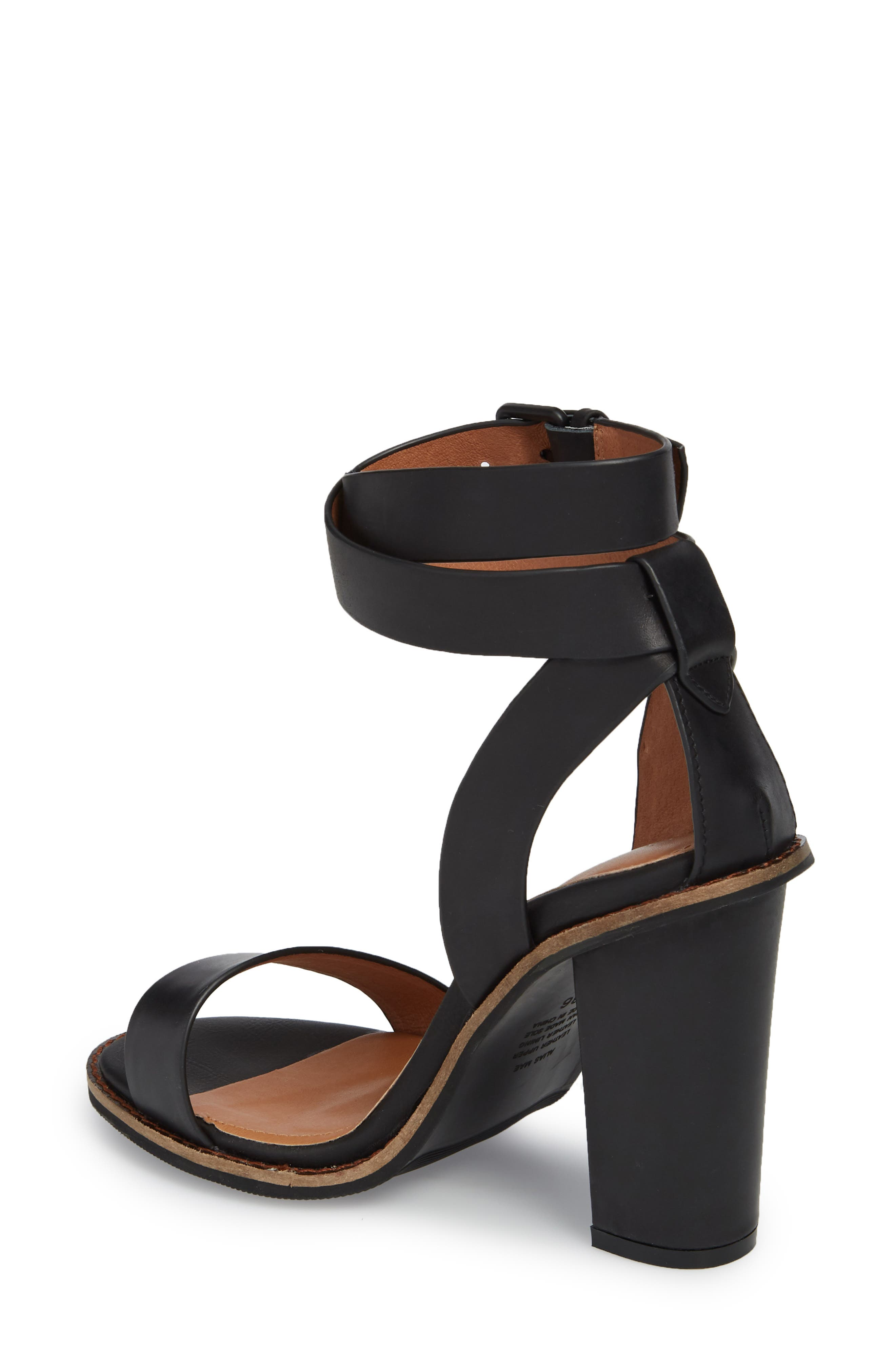 Calito Ankle Strap Sandal,                             Alternate thumbnail 2, color,                             001