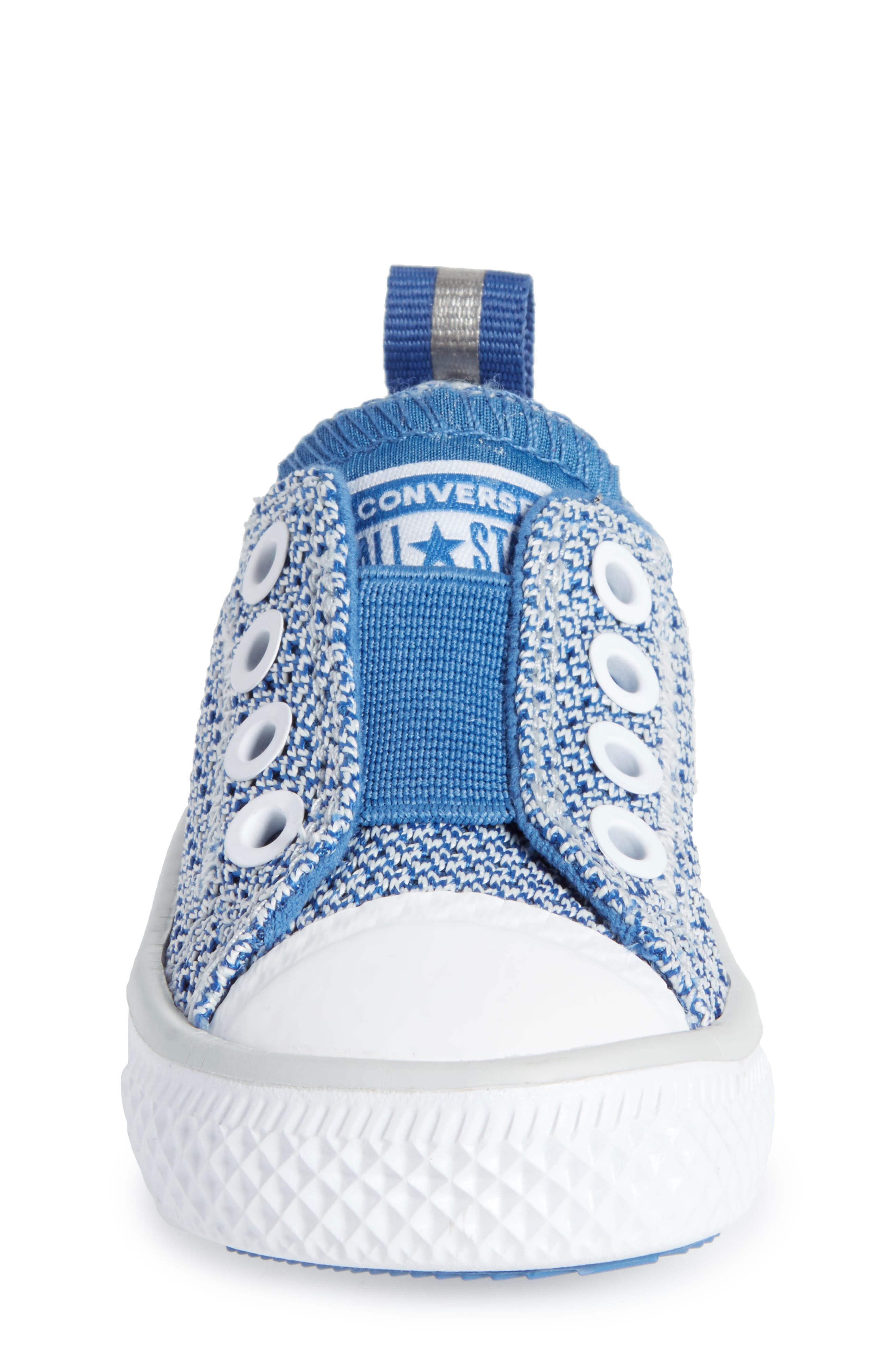Chuck Taylor<sup>®</sup> All Star<sup>®</sup> Hyper Lite Slip-On Sneaker,                             Alternate thumbnail 4, color,                             020
