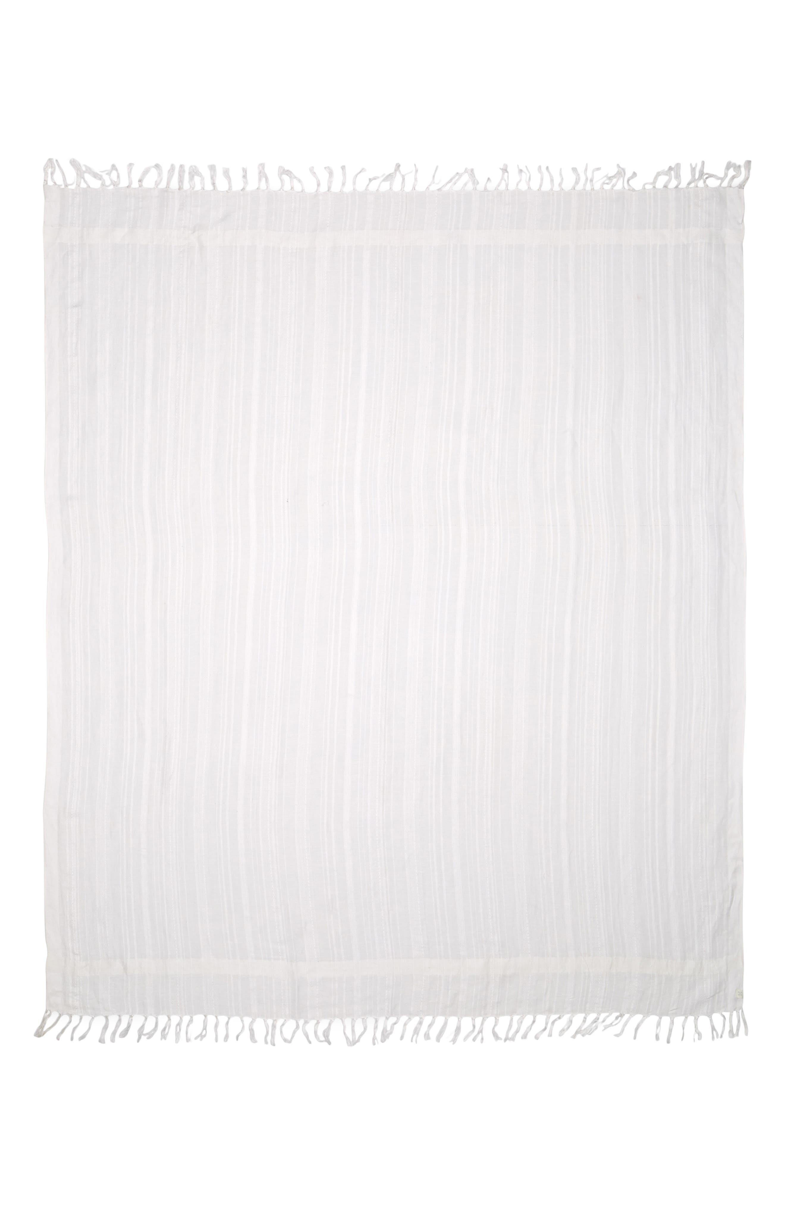 Solid Linen Blend Scarf,                             Alternate thumbnail 9, color,