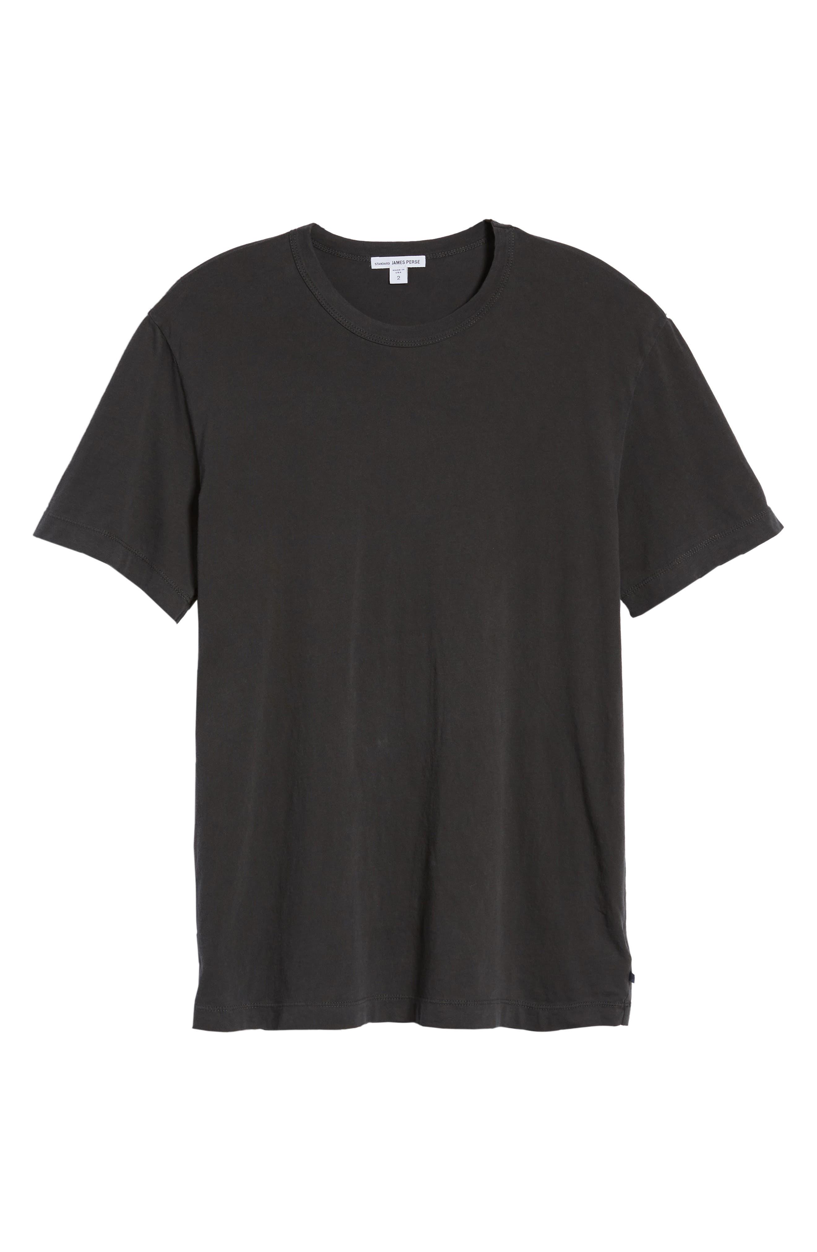 Crewneck Jersey T-Shirt,                             Alternate thumbnail 457, color,
