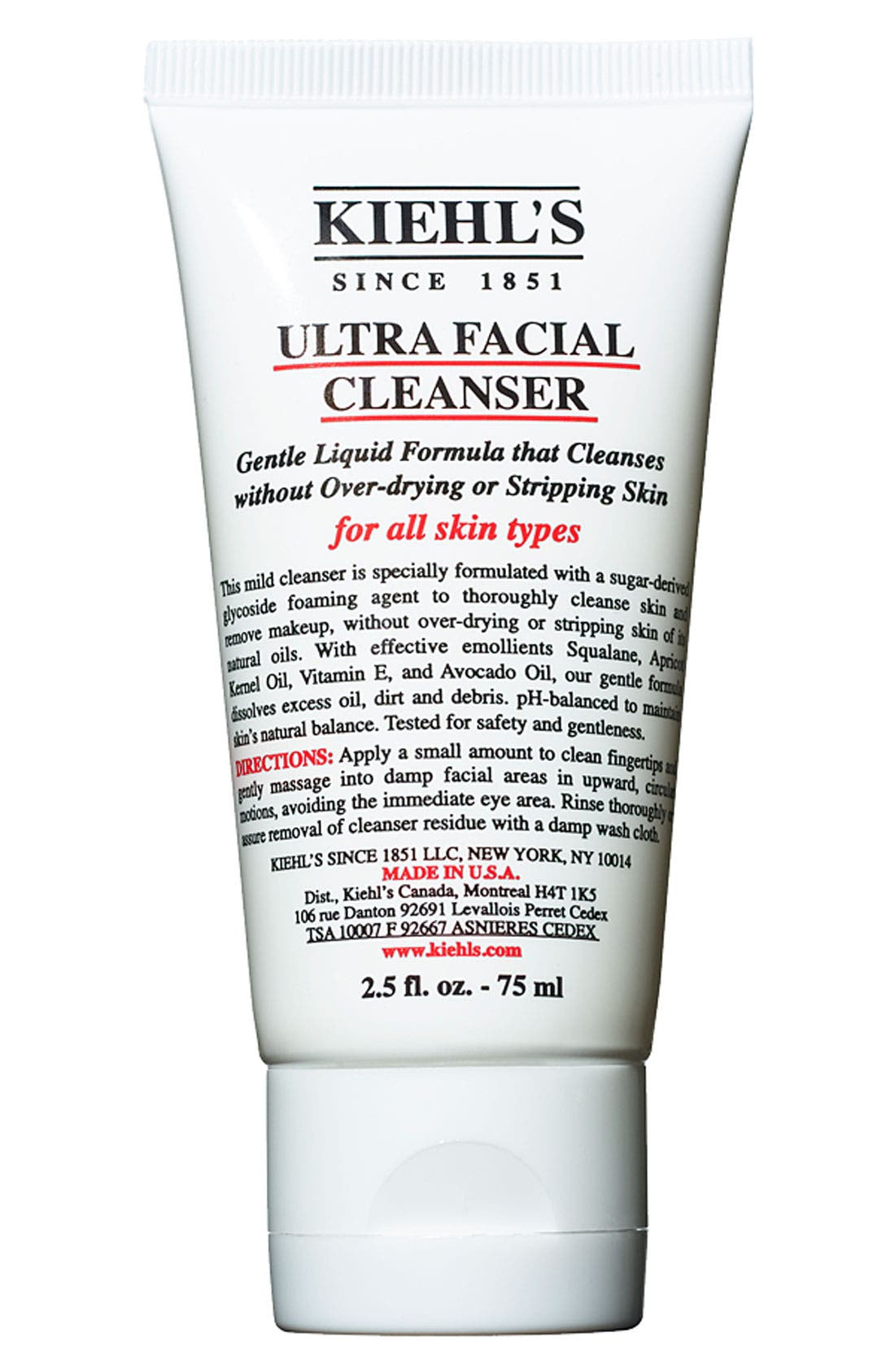 Ultra Facial Cleanser,                             Alternate thumbnail 5, color,                             NO COLOR 2