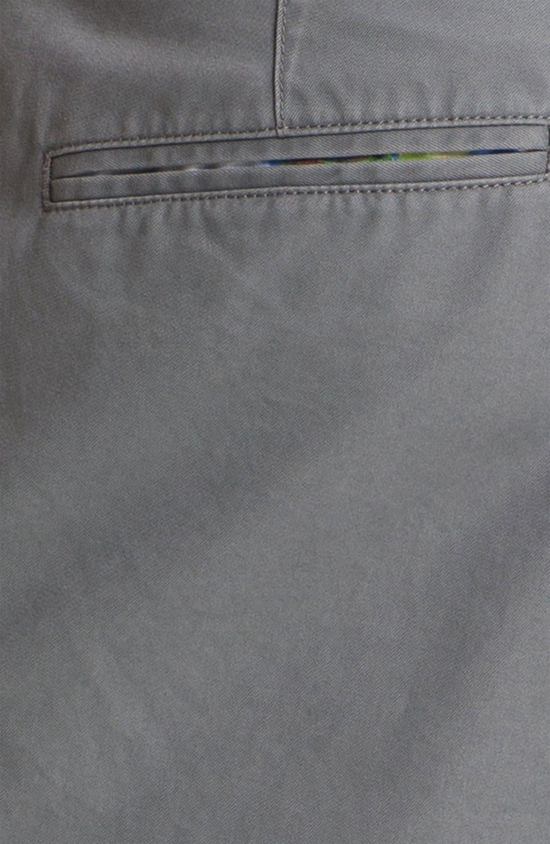 Chino Shorts,                             Alternate thumbnail 3, color,                             030