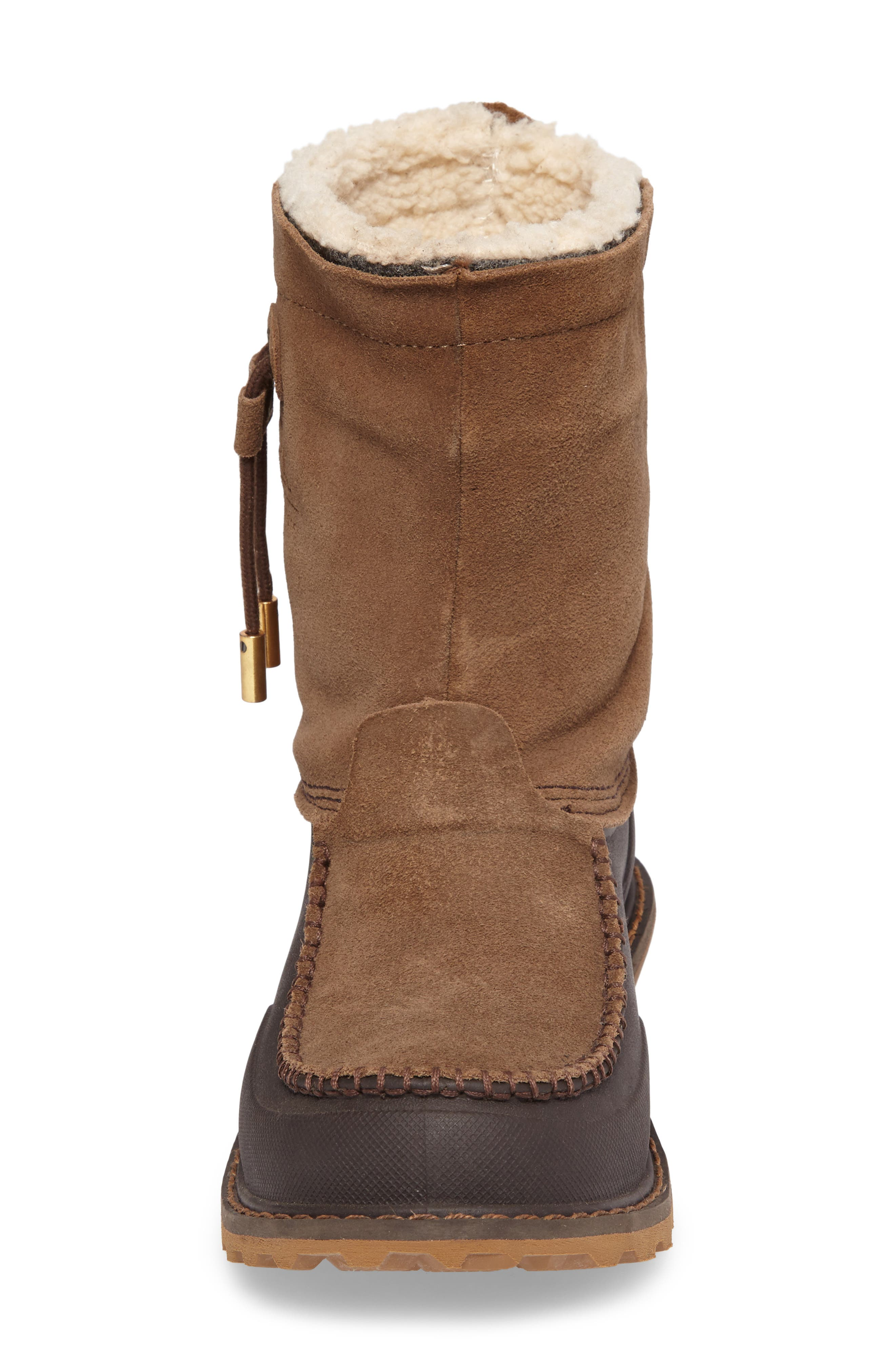 Fully Wooly Waterproof Winter Boot,                             Alternate thumbnail 8, color,
