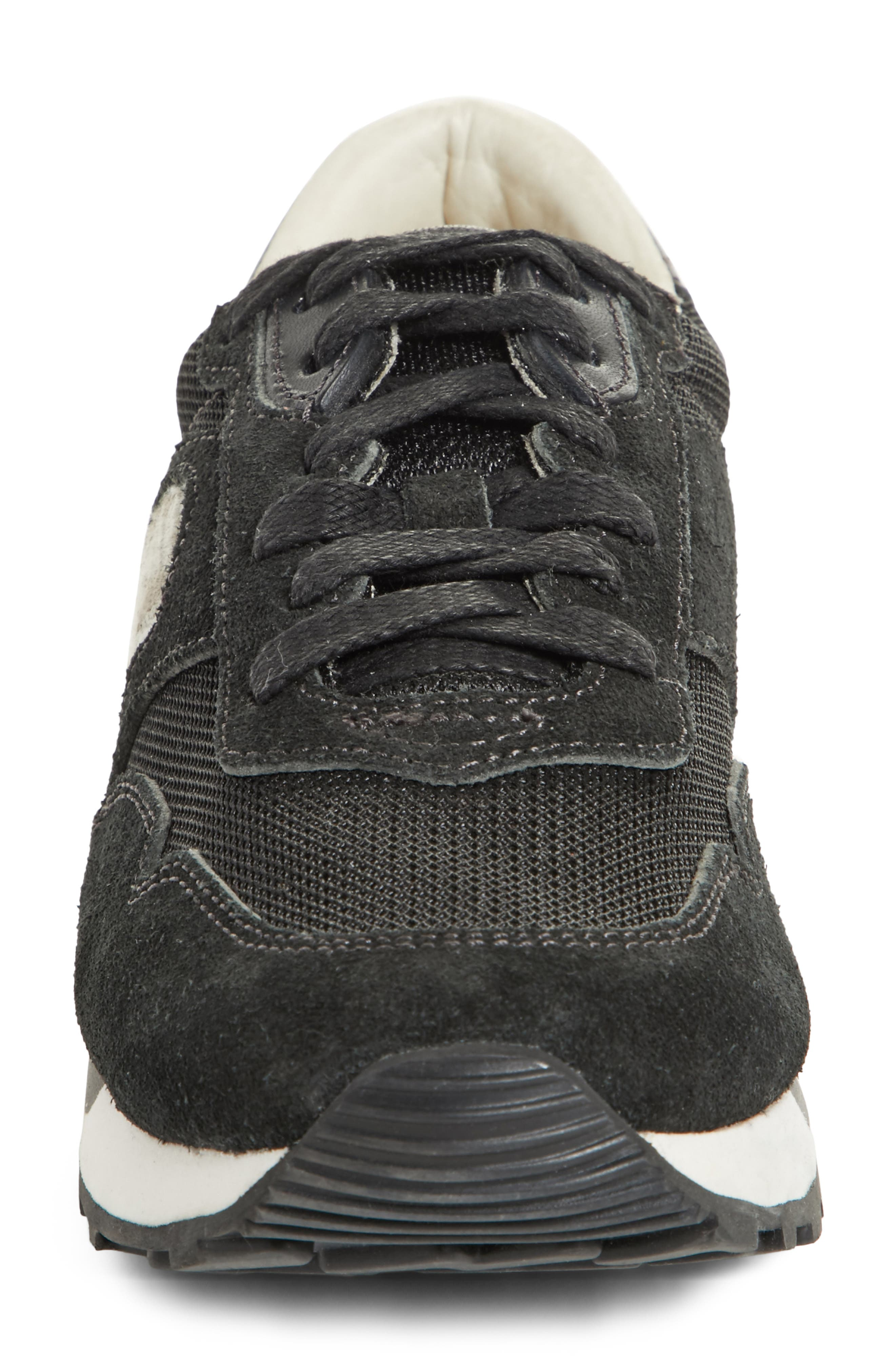 Roland Jogger Sneaker,                             Alternate thumbnail 4, color,                             002