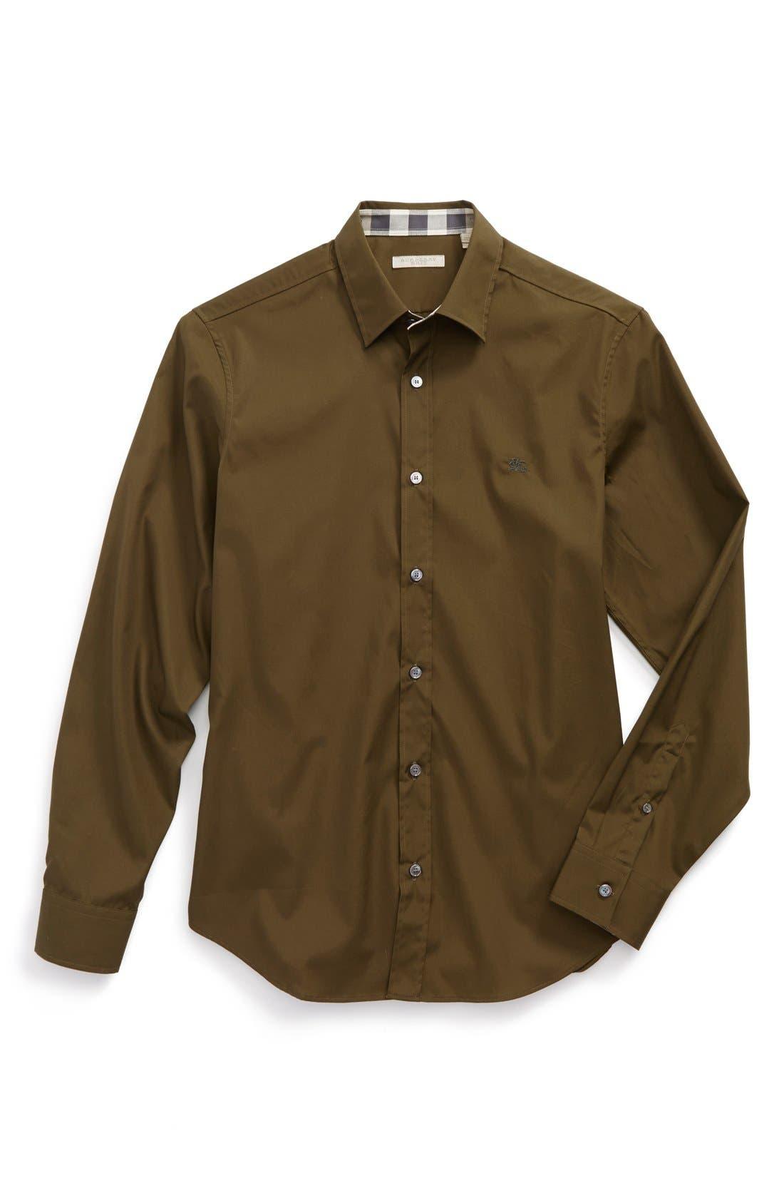 Cambridge Aboyd Sport Shirt,                             Alternate thumbnail 100, color,