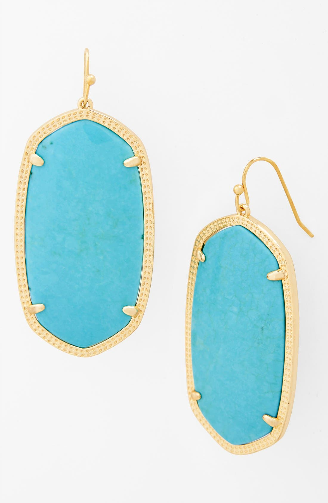 Danielle - Large Oval Statement Earrings,                             Main thumbnail 13, color,