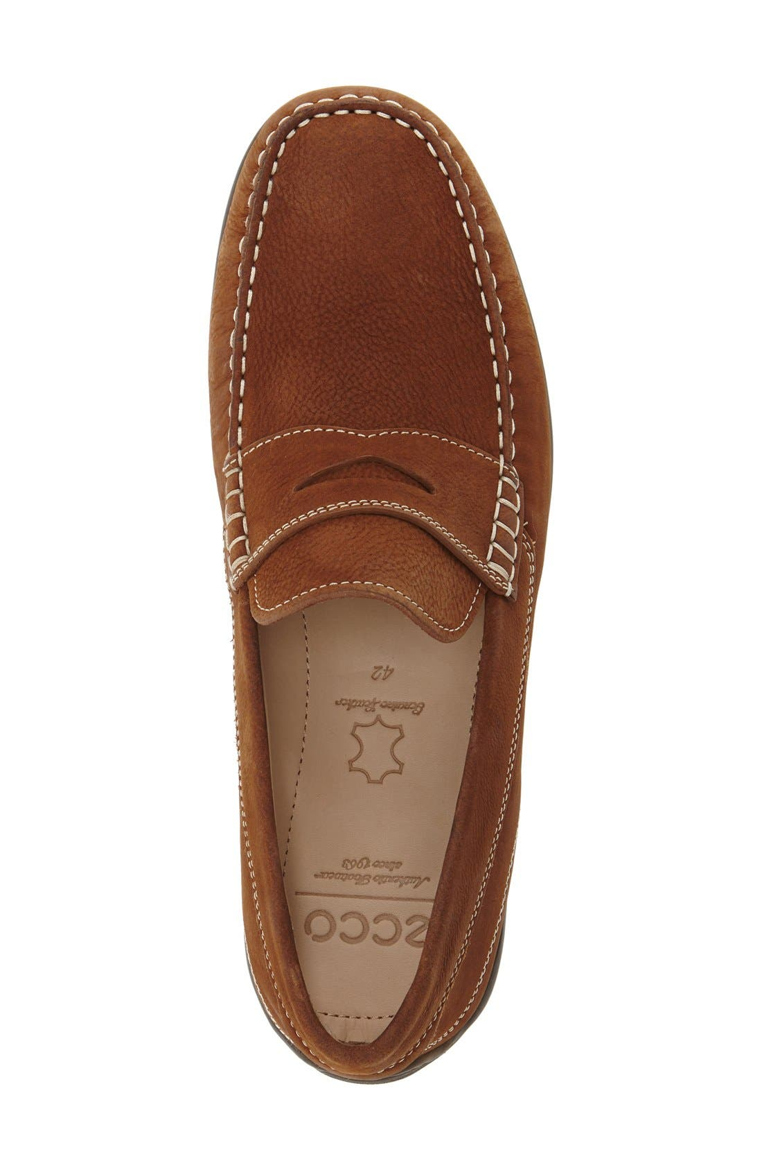 'Classic Moc 2.0' Penny Loafer,                             Alternate thumbnail 13, color,
