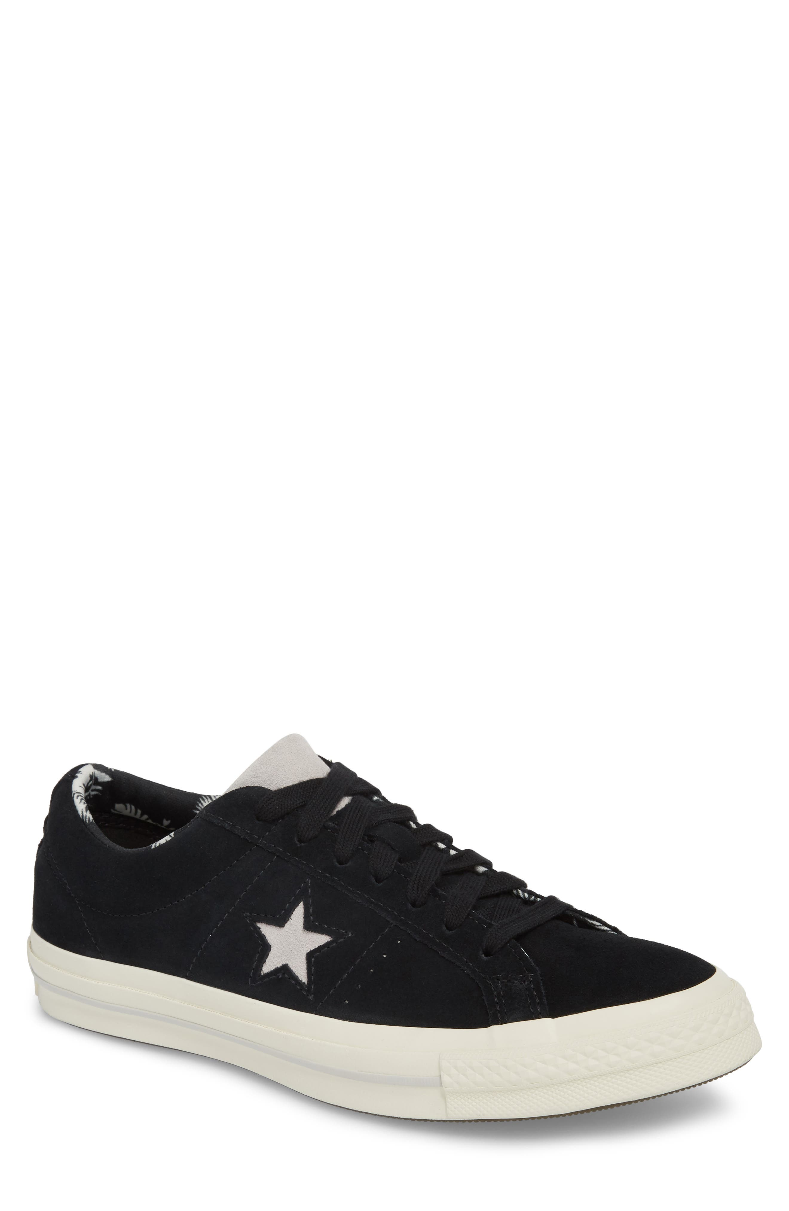 One-Star Tropical Sneaker,                             Main thumbnail 1, color,                             001