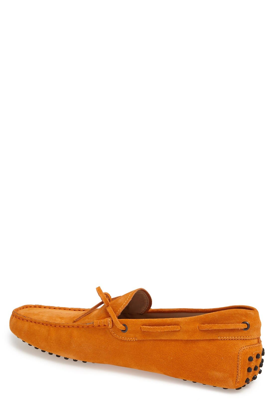 Gommini Tie Front Driving Moccasin,                             Alternate thumbnail 89, color,