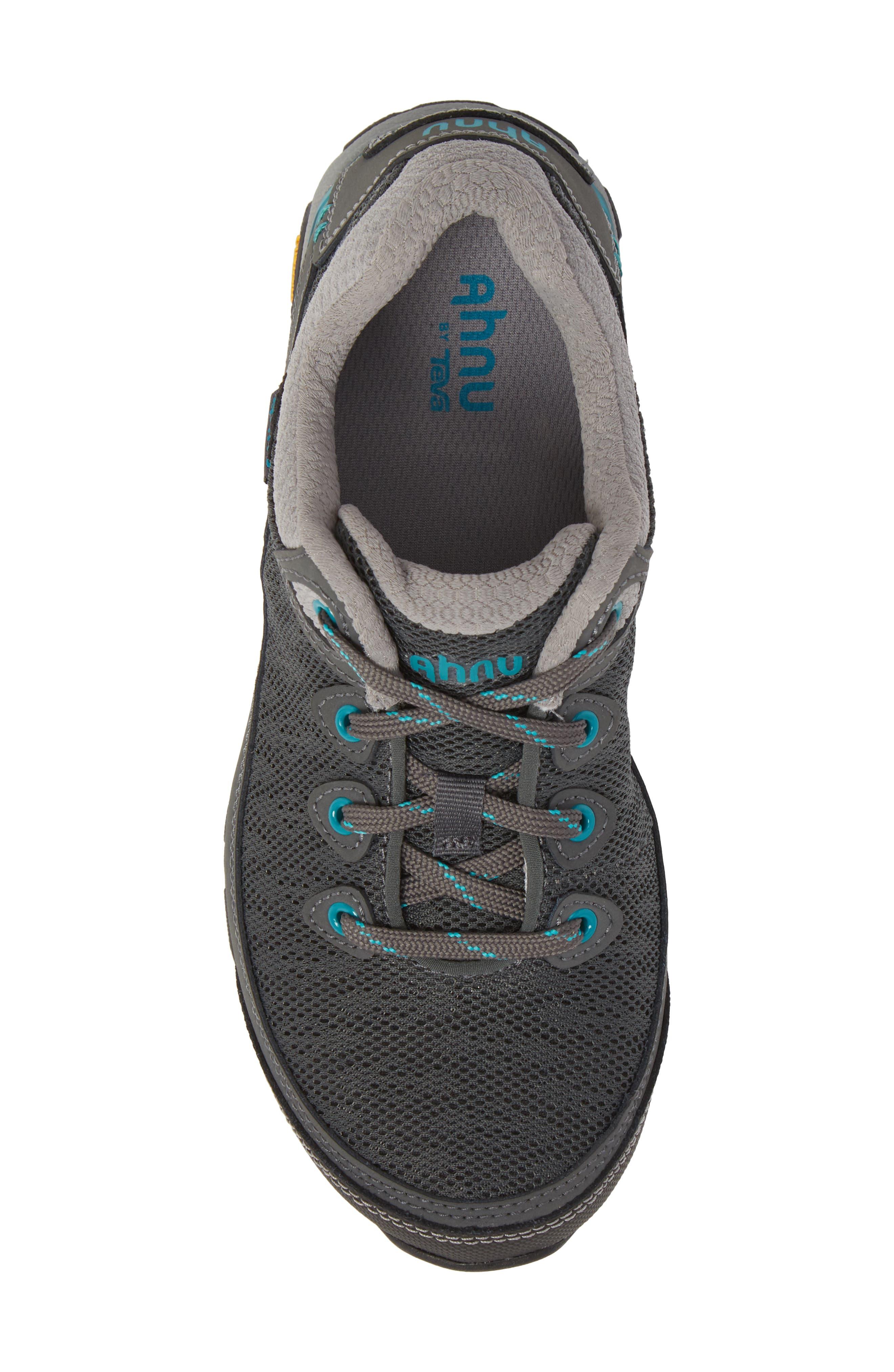 Ahnu by Teva Sugarpine II Air Mesh Hiking Waterproof Sneaker,                             Alternate thumbnail 5, color,                             025
