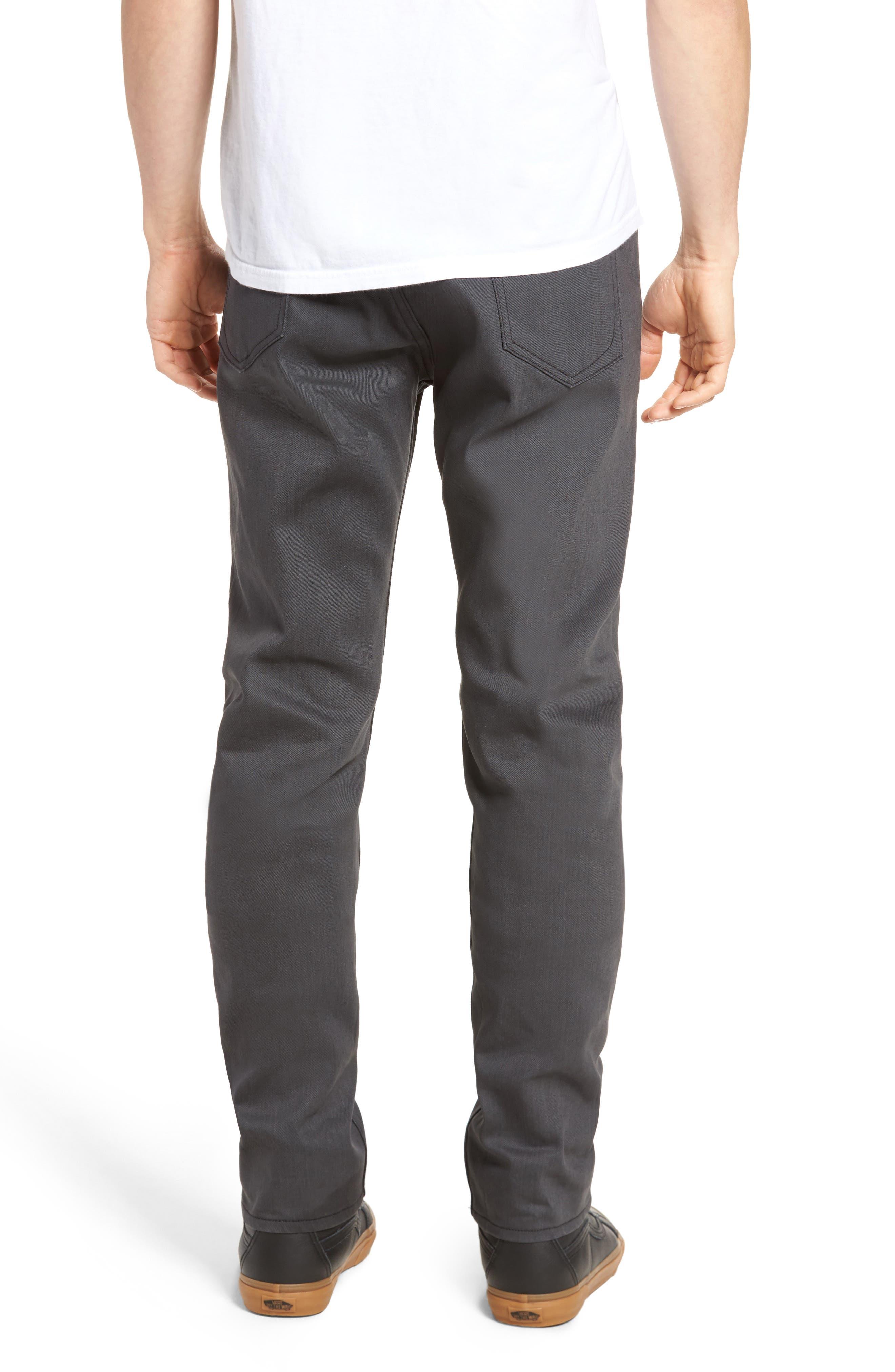 Fit 2 Slim Fit Jeans,                             Alternate thumbnail 2, color,                             002