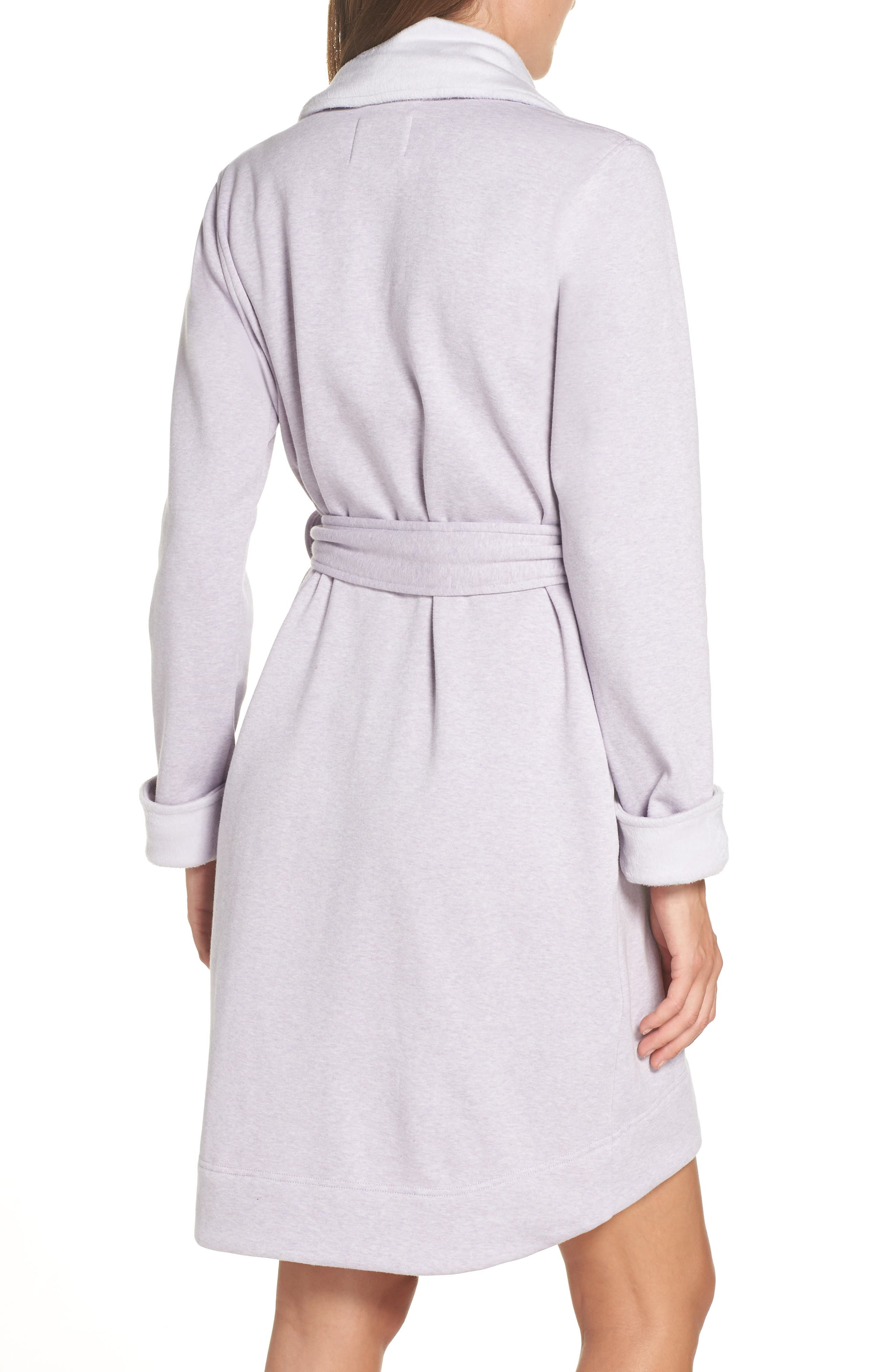 Blanche II Short Robe,                             Alternate thumbnail 12, color,