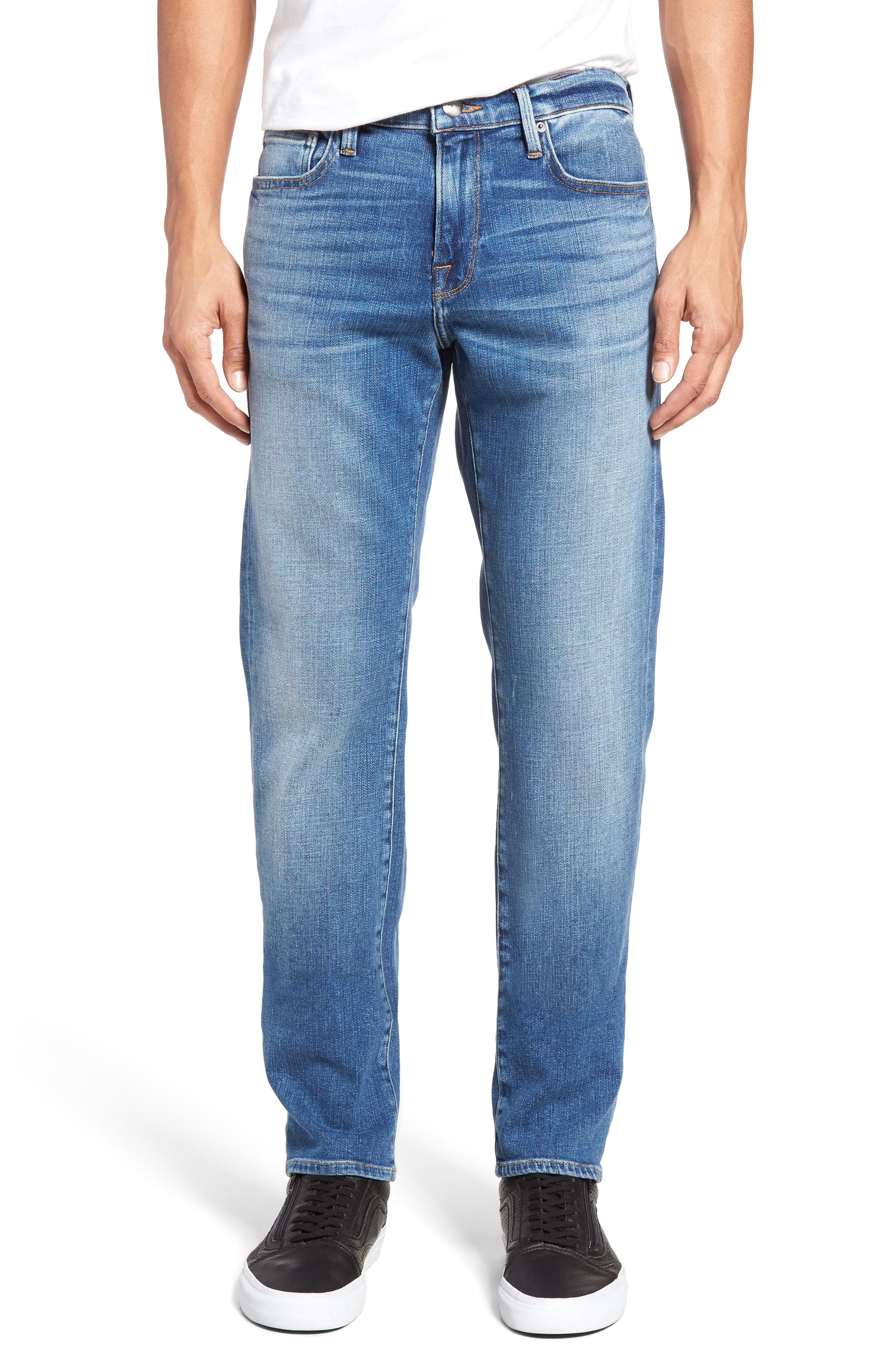 L'Homme Slim Fit Jeans,                         Main,                         color,